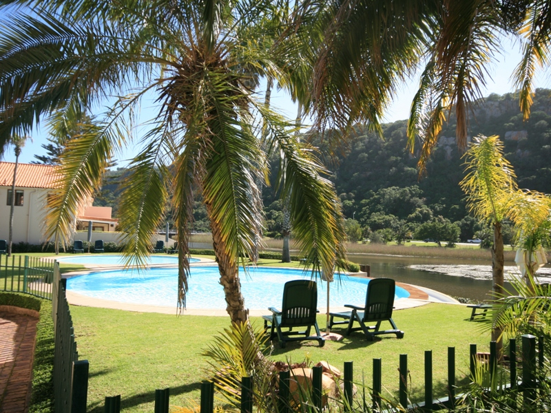 Single Family Home for Sale at Beau Rivage Riverfront Apartment Plettenberg Bay, Western Cape 6600 South Africa