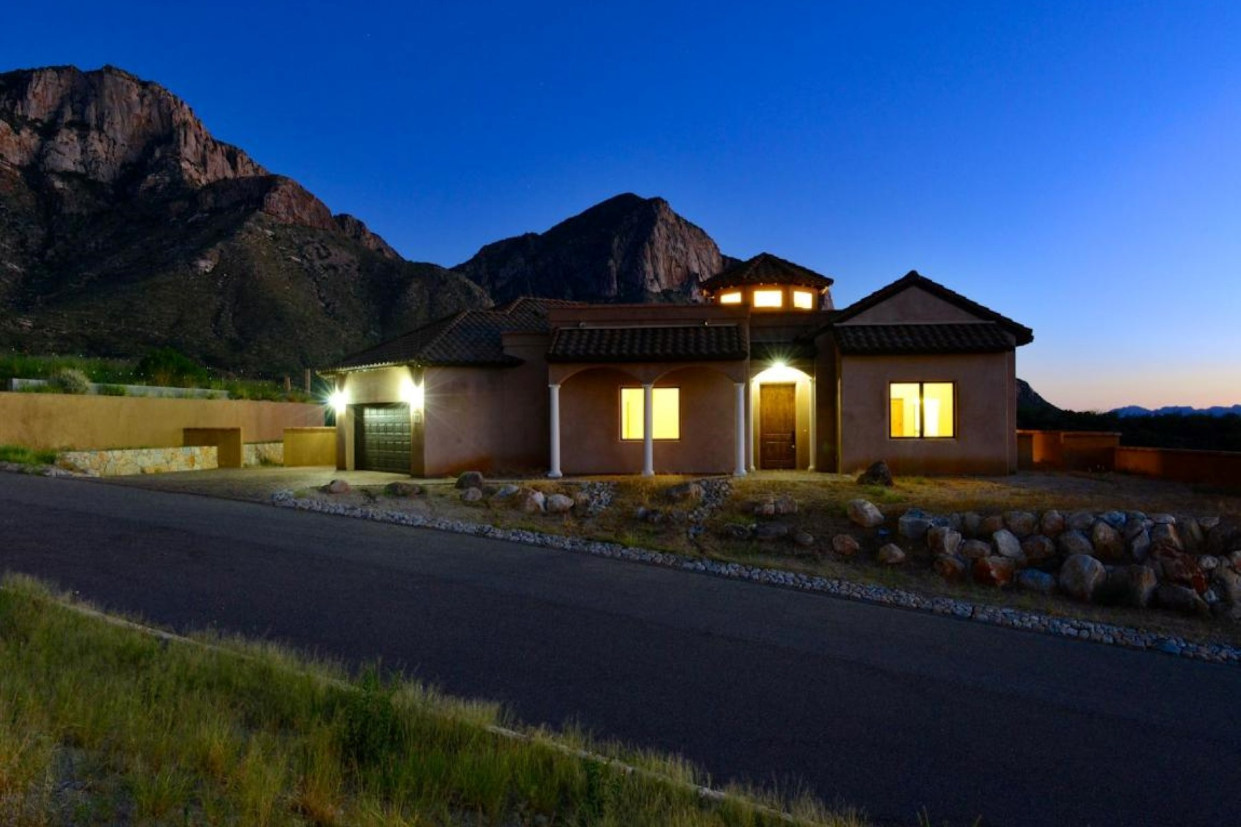 Property For Sale at New Construction With Breathtaking Unobstructed Catalina Mountain Views