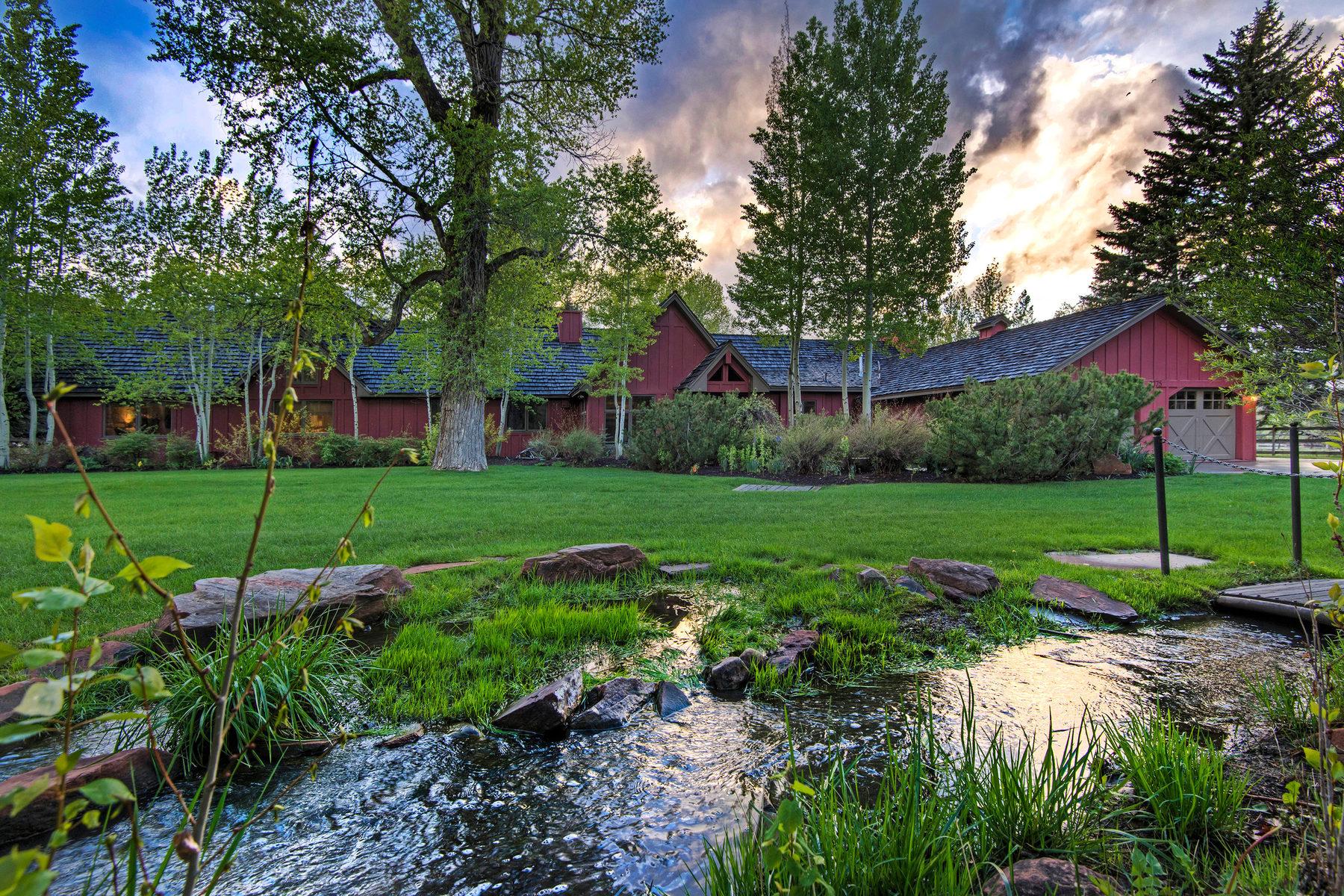 Maison unifamiliale pour l Vente à One of Park City's Most Iconic Homes Park City, Utah 84060 États-Unis