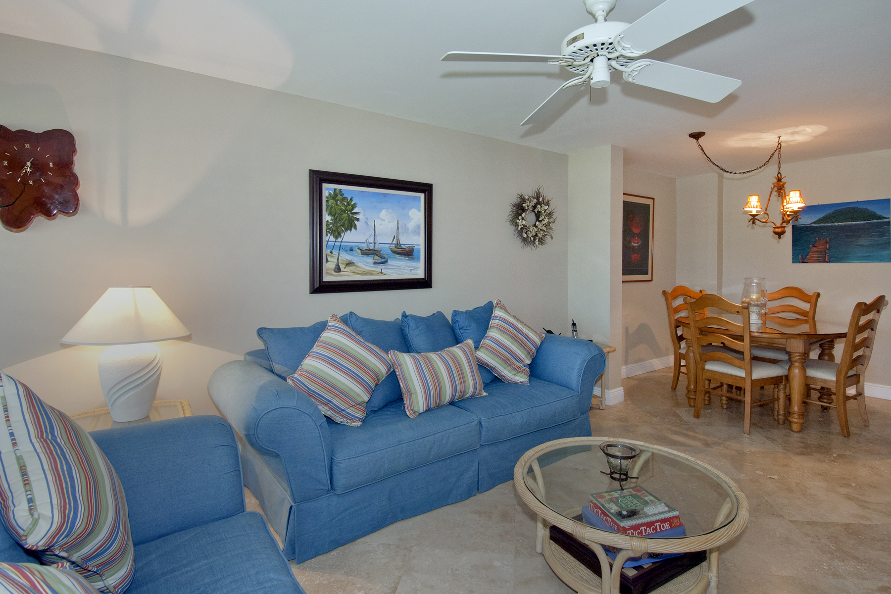 Condominio por un Venta en Canalfront Condominium at Ocean Reef 69 Anchor Drive, Unit B Ocean Reef Community, Key Largo, Florida, 33037 Estados Unidos