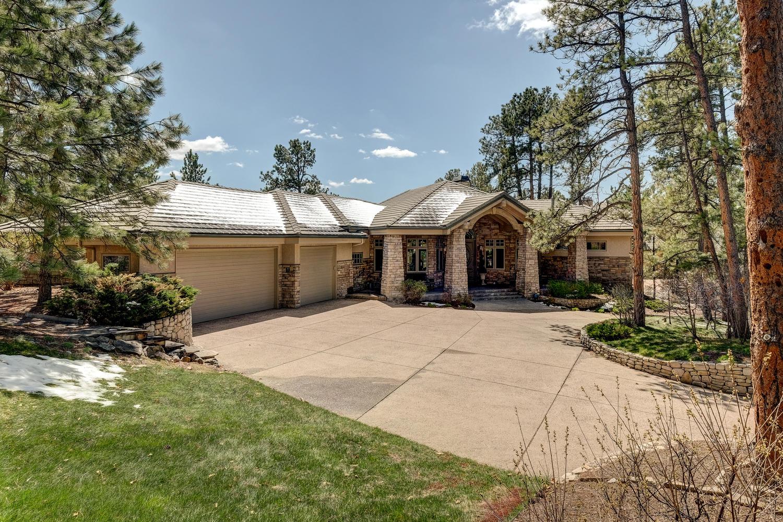 Einfamilienhaus für Verkauf beim 219 Hidden Valley Ln Castle Pines Village, Castle Rock, Colorado, 80108 Vereinigte Staaten