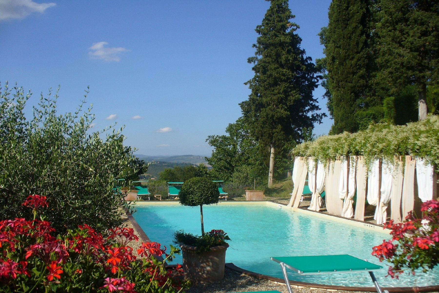 Additional photo for property listing at Renaissance Fortress near San Gimignano San Gimignano, Siena Italia