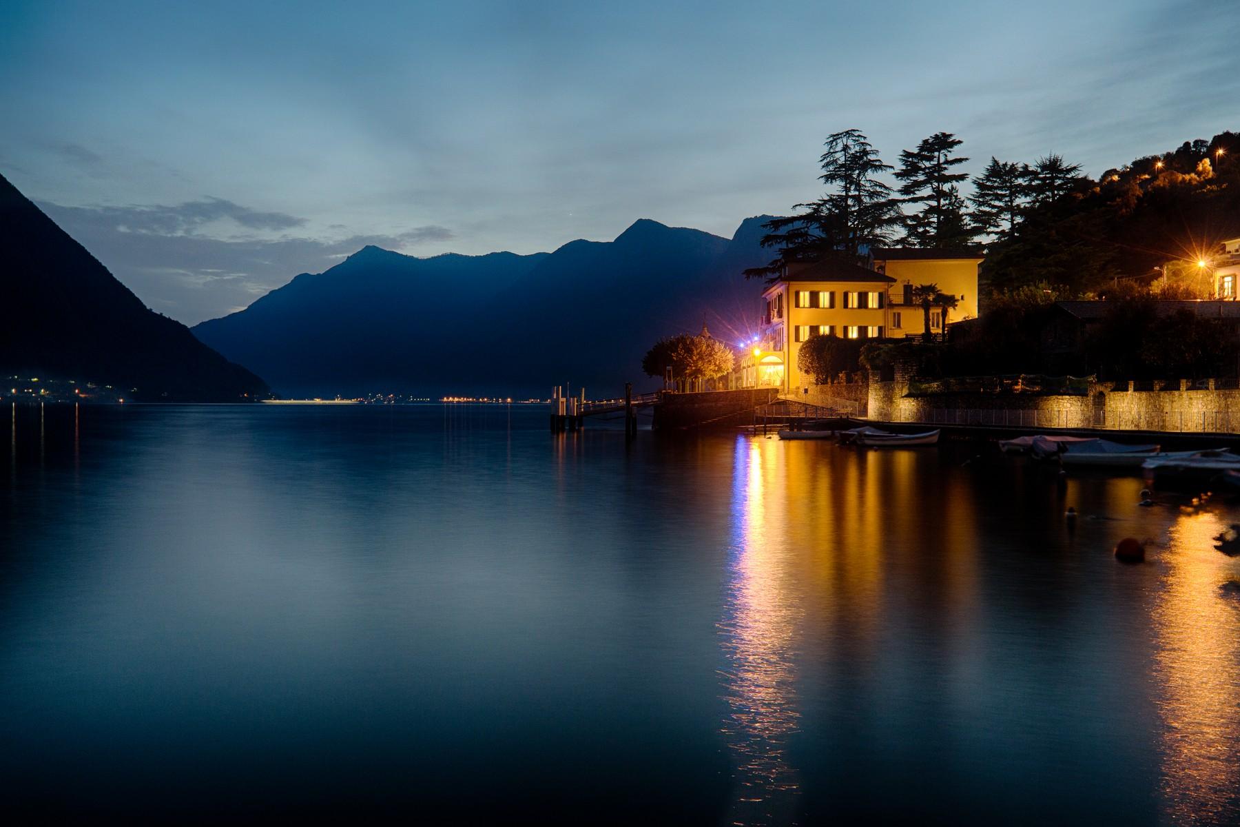 Anderer Wohnungstyp für Verkauf beim Charming relais in front of the Comacina Island Sala Comacina Como, Como 22010 Italien