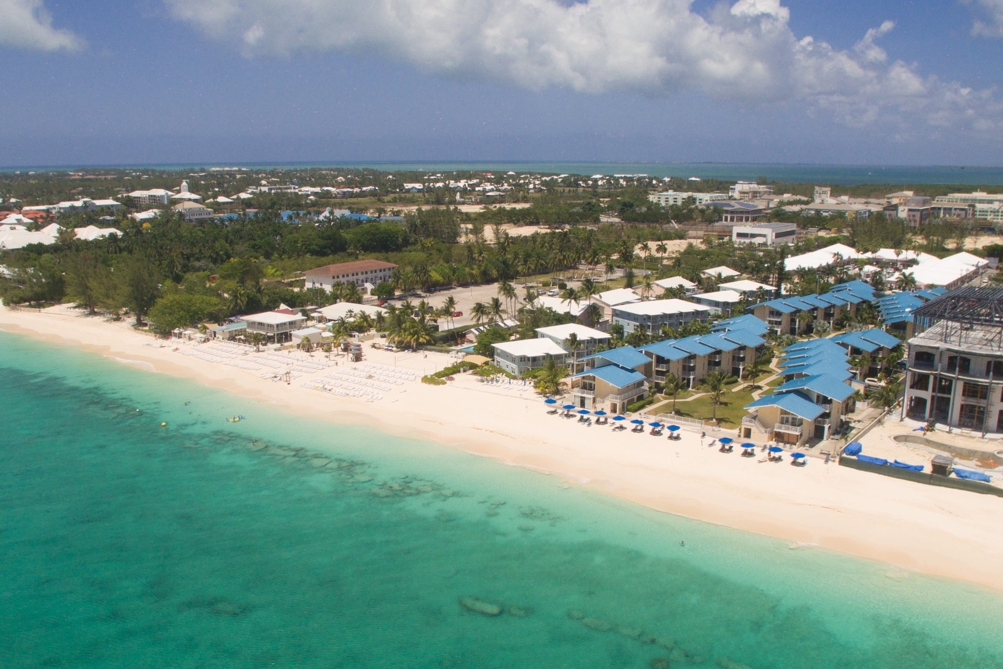 Property Of Cayman Reef Resort