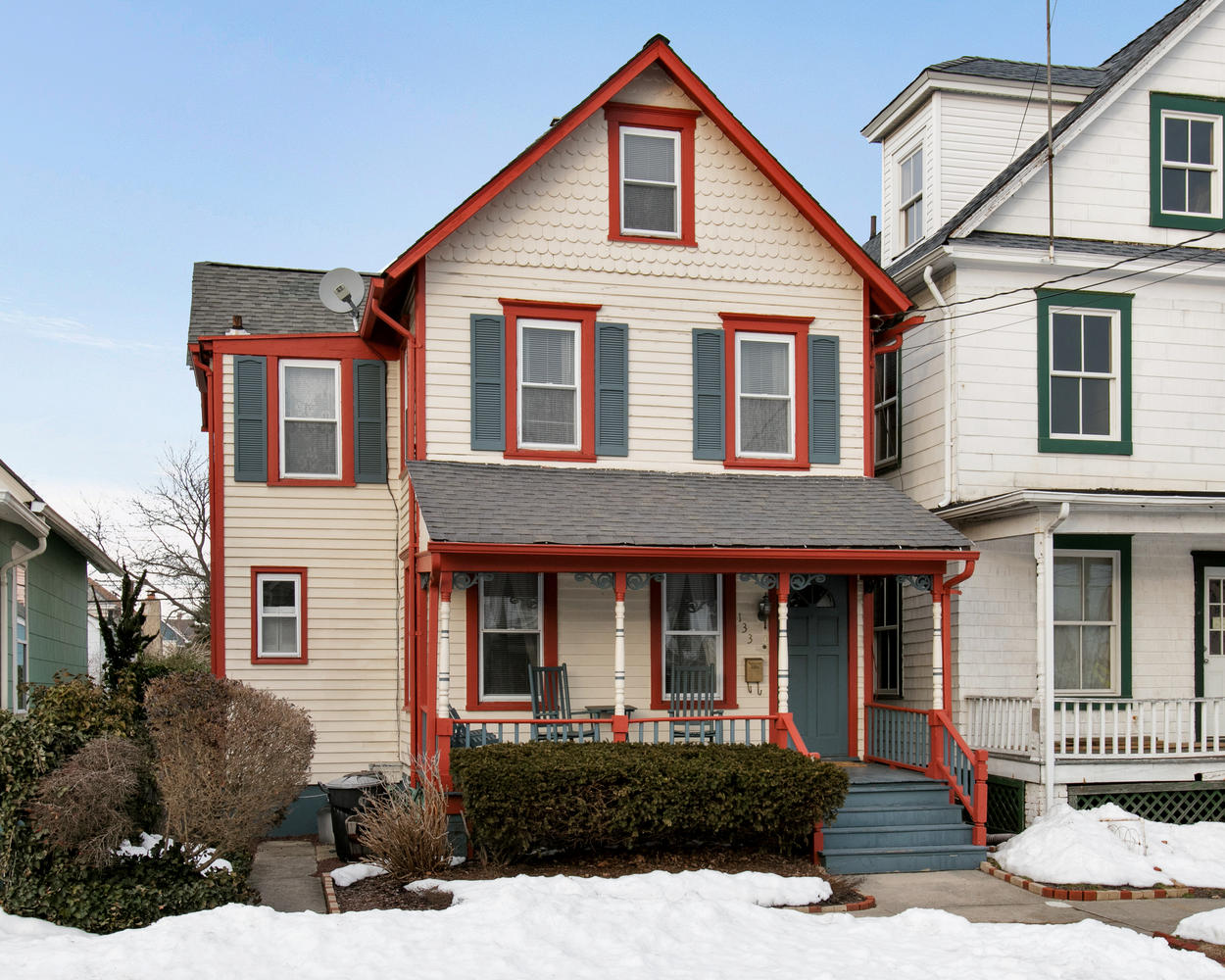Property For Sale at Historic Home in Ocean Grove!