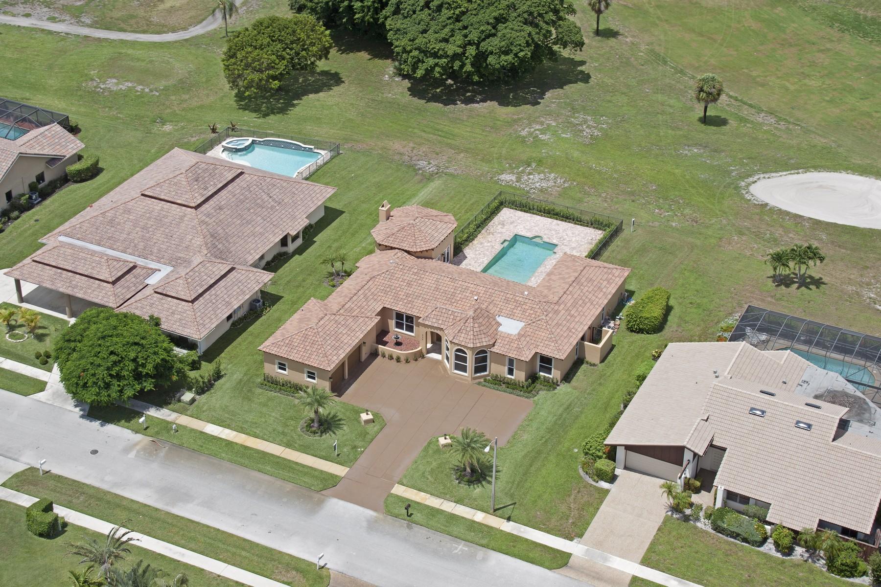 Maison unifamiliale pour l Vente à 255 NW 64th St , Boca Raton, FL 33487 Boca Raton, Florida 33487 États-Unis