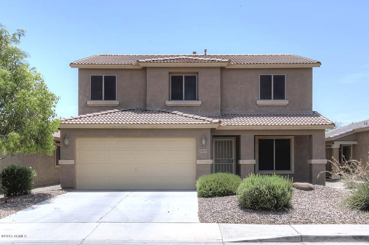 Single Family Home for Sale at Situated On An Interior Lot In The Acacia Crossings Subdivision. 45039 W Miramar RD Maricopa, Arizona 85139 United States