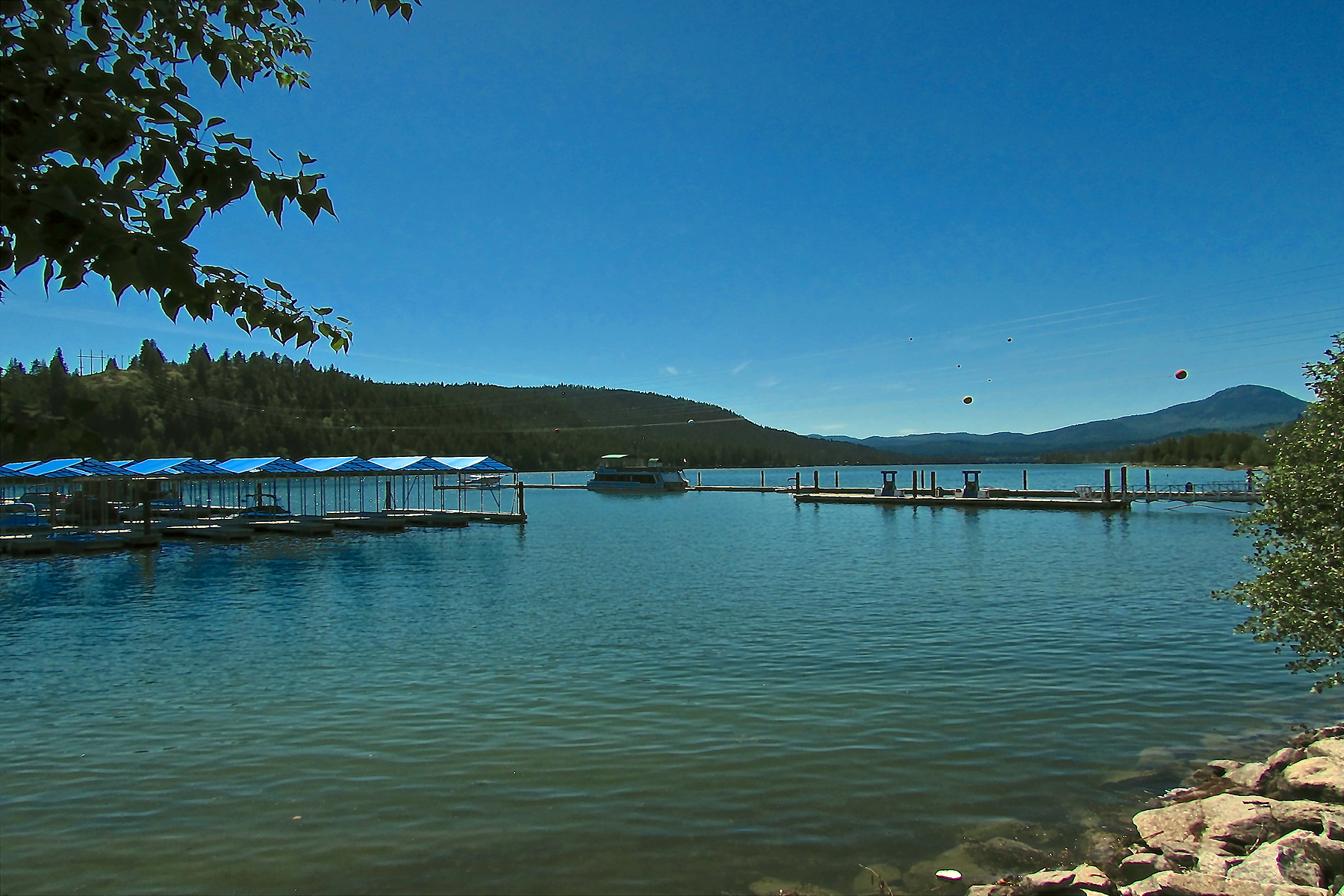 Property Of Pend Oreille Private  Waterfront Dover Bay