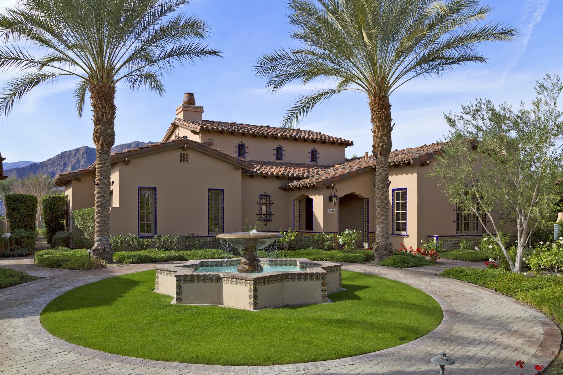 Einfamilienhaus für Verkauf beim 52445 Via Castile La Quinta, Kalifornien 92253 Vereinigte Staaten