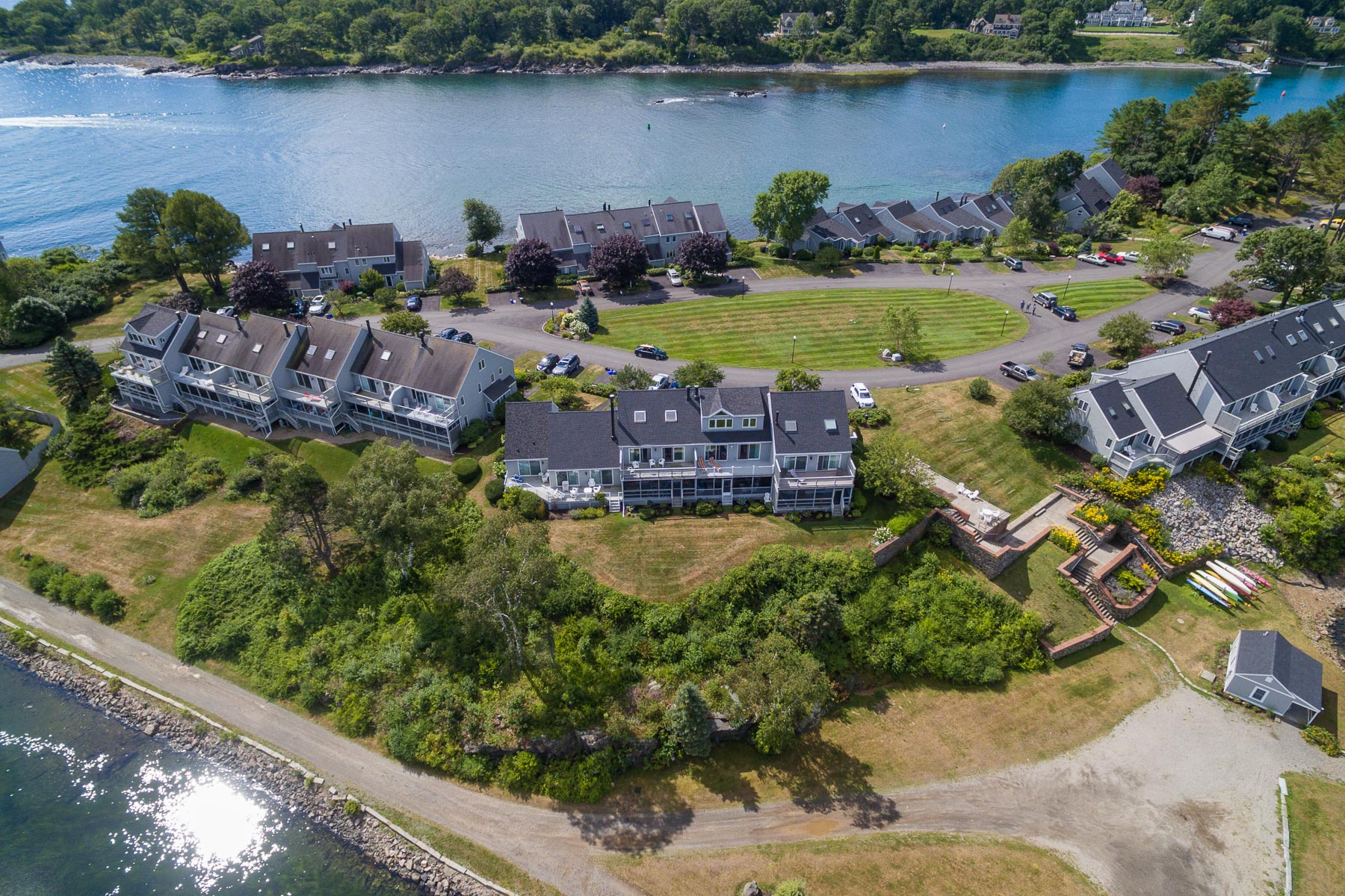 sales property at Luxurious Stage Neck Townhome in York Harbor