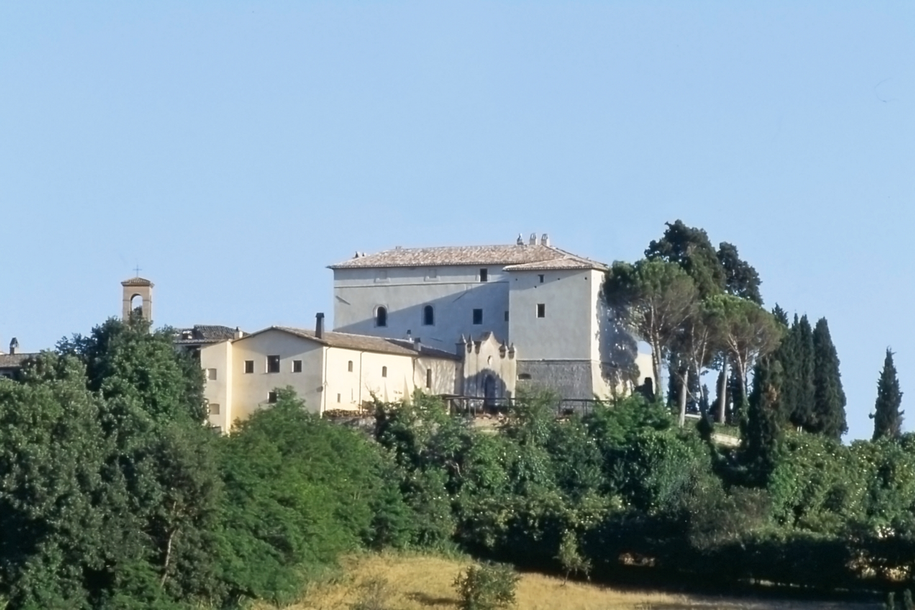Single Family Home for Sale at Glamorous Castle with hamlet, country houses and 290ha of land Acquasparta, Terni, Italy