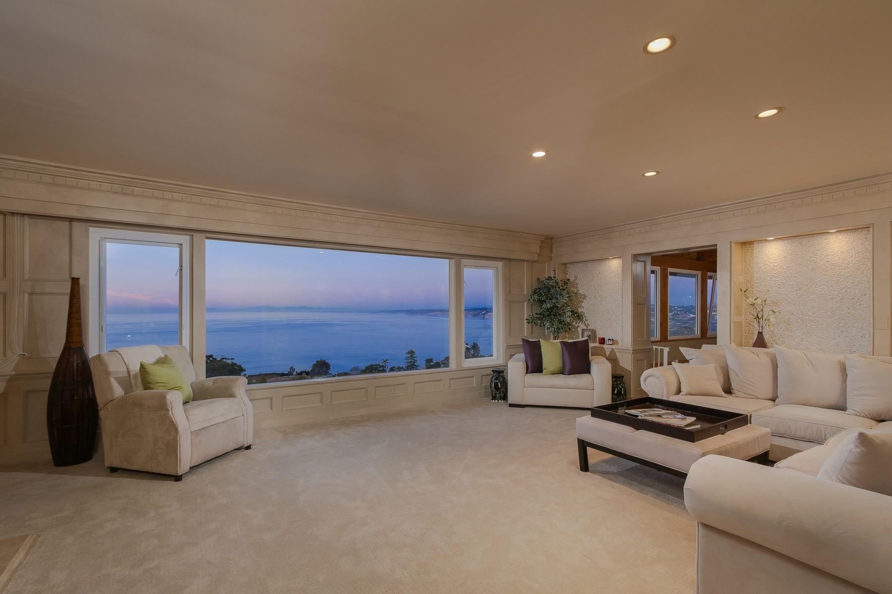 단독 가정 주택 용 매매 에 1630 Crespo Drive La Jolla, 캘리포니아, 92037 미국