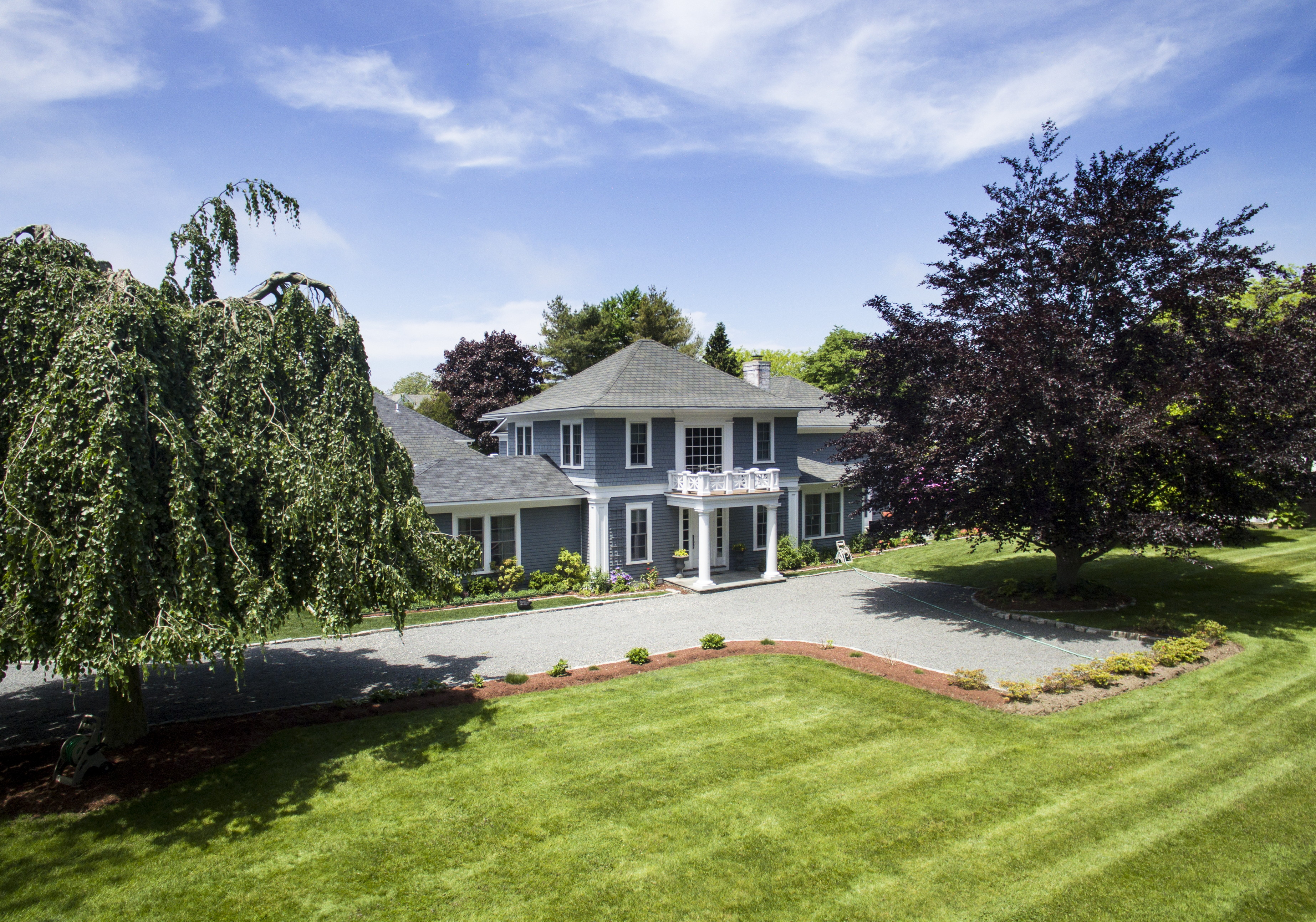 Single Family Home for Sale at Historic In-Town Estate 93 Annandale Avenue Newport, Rhode Island, 02840 United States