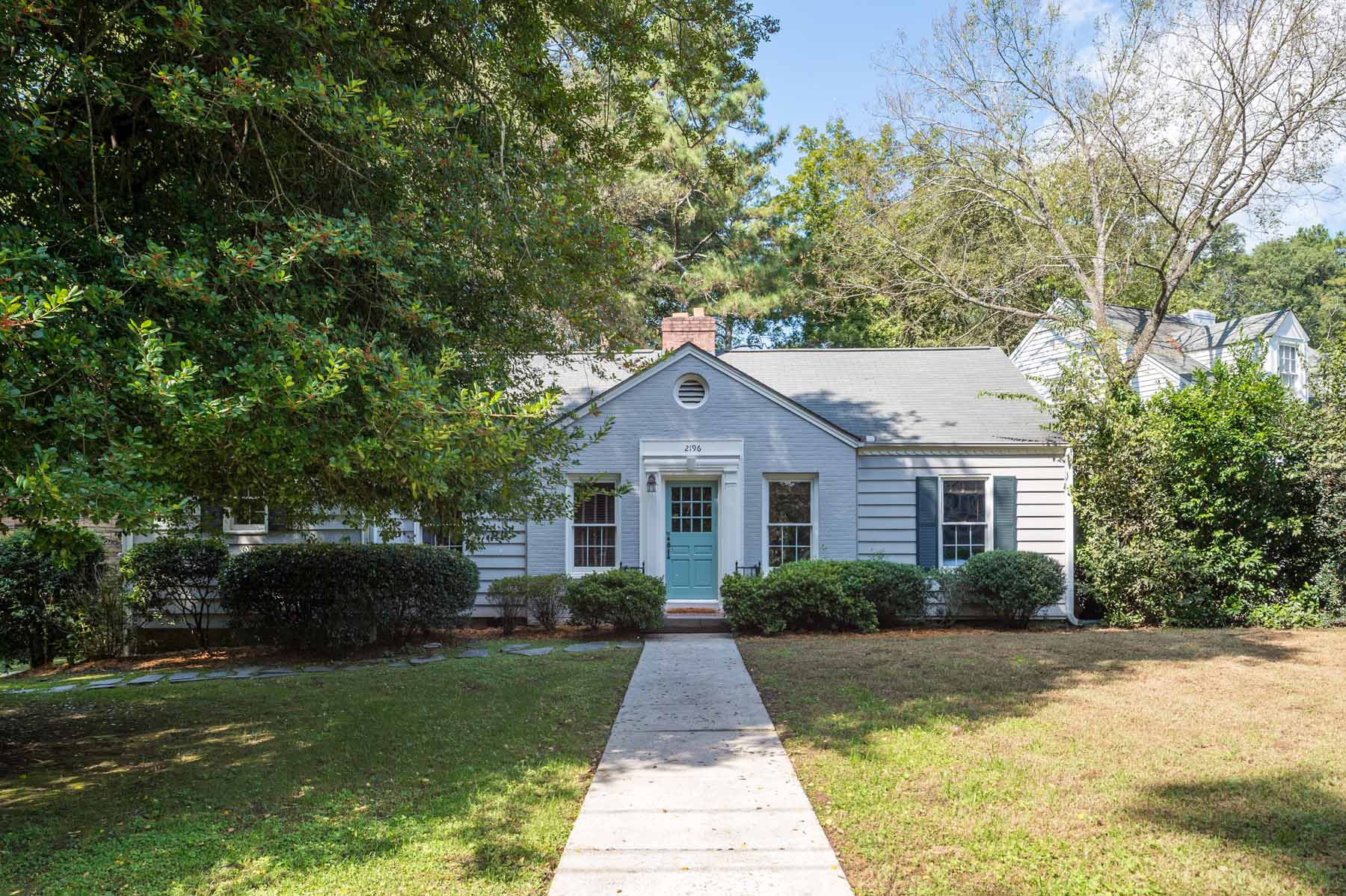 Property For Sale at Classic Peachtree Hills Cottage