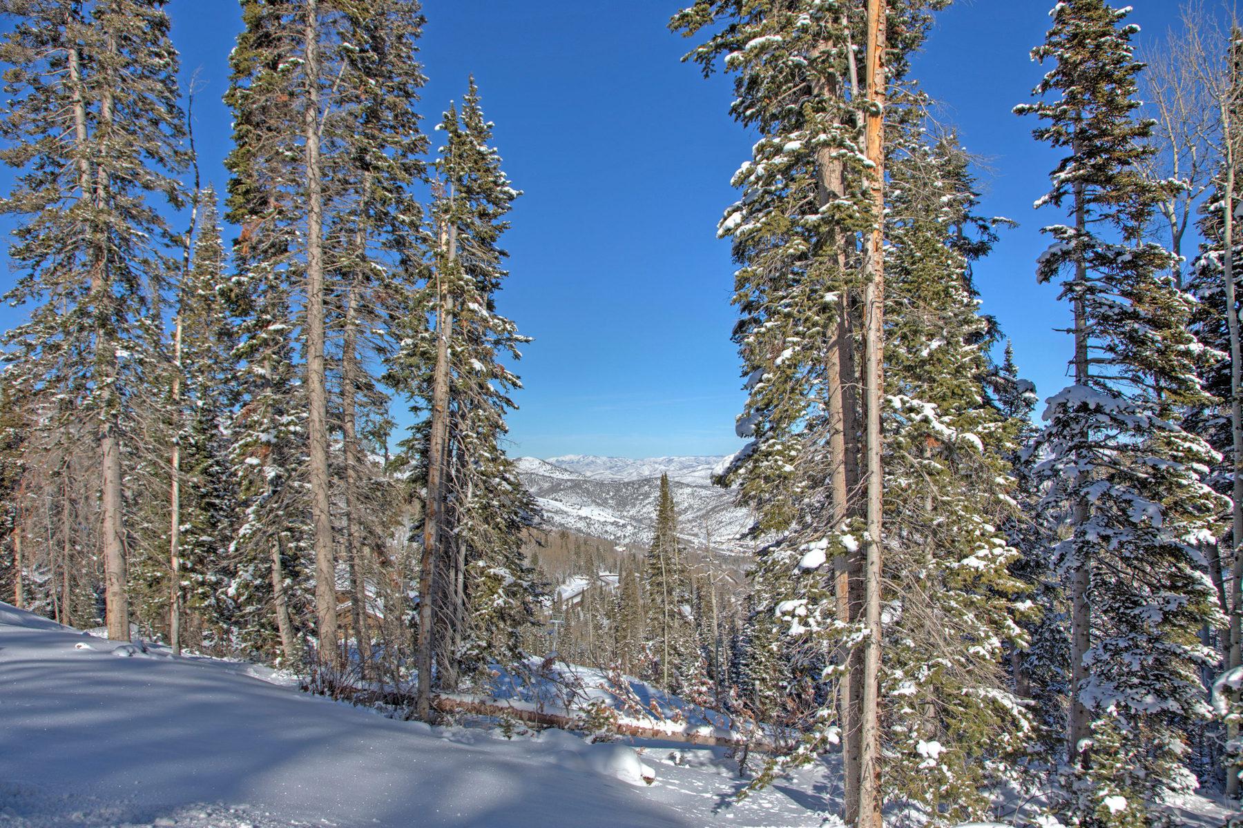 Земля для того Продажа на Ski-In/Out Colony Homesite 164 White Pine Canyon Rd Lot 164 Park City, Юта 84098 Соединенные Штаты