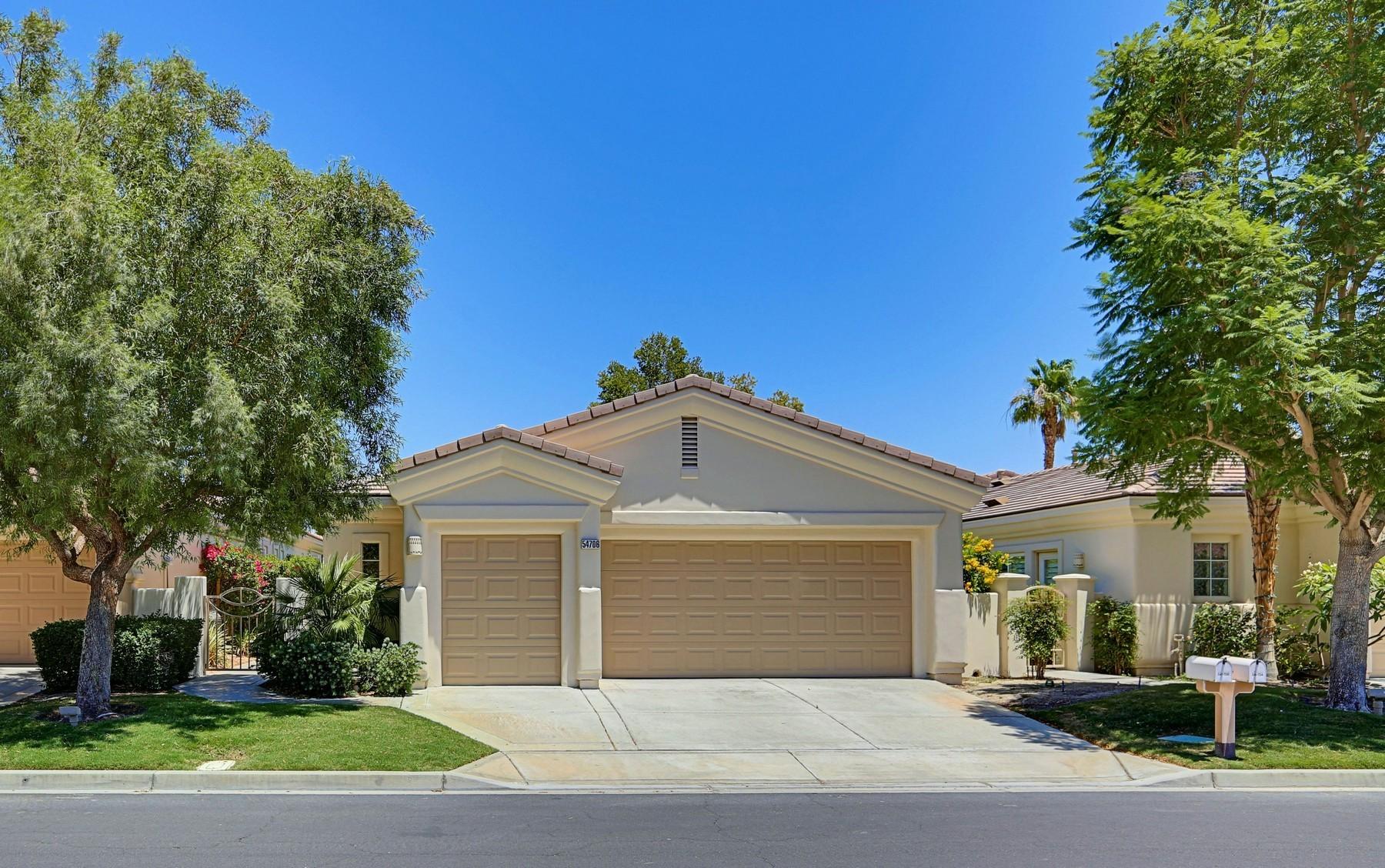 Villa per Vendita alle ore 54706 Tanglewood La Quinta, California, 92253 Stati Uniti
