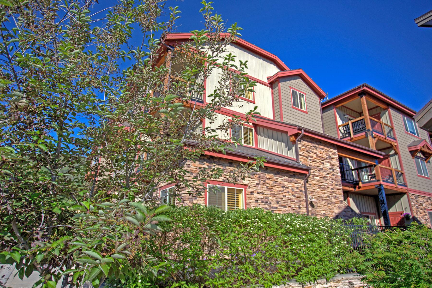 단독 가정 주택 용 매매 에 Great Bear Hollow Condo 5519 Lillehammer Lane #1305 Park City, 유타 84098 미국