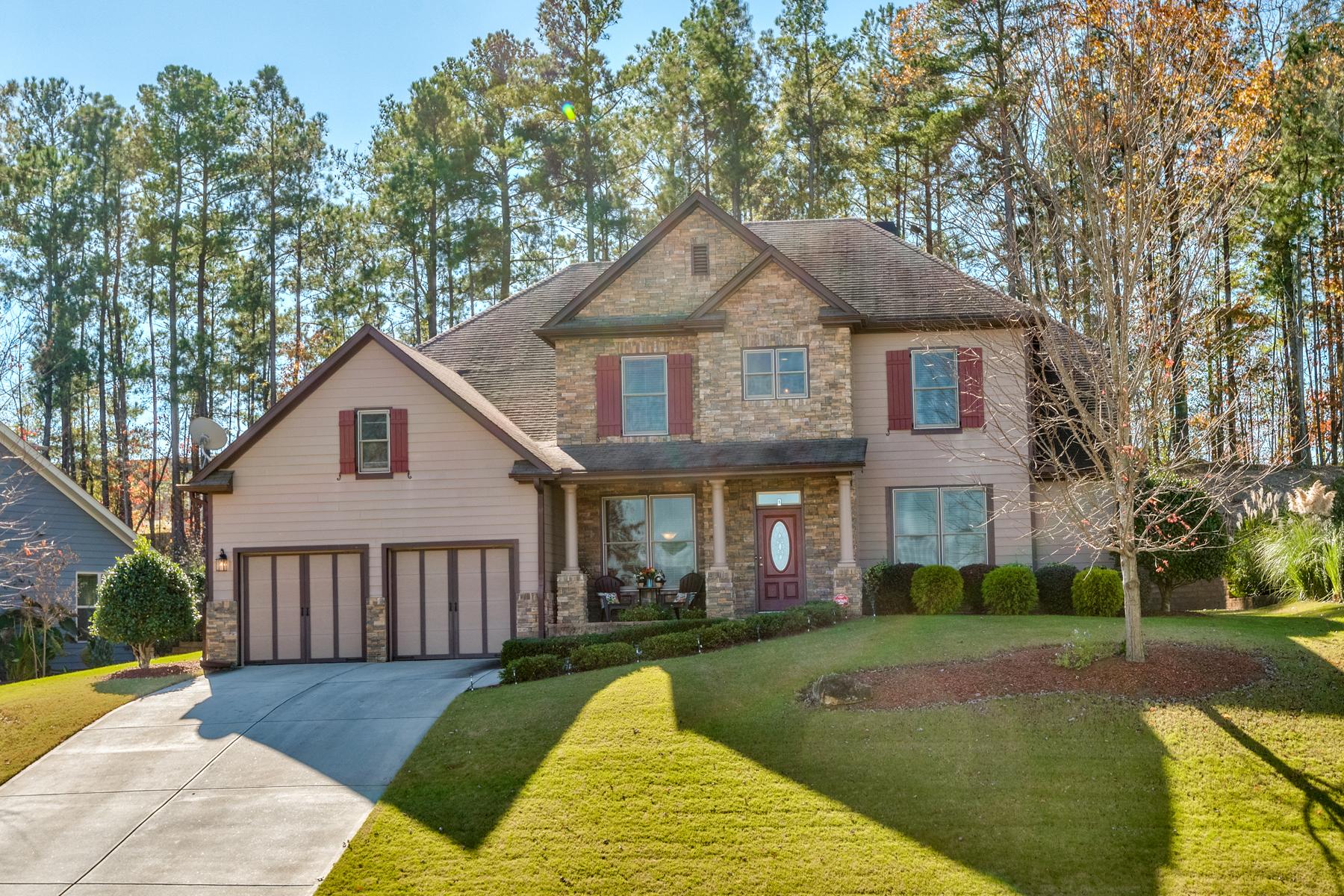 단독 가정 주택 용 매매 에 Immaculate Home 239 Highwoods Parkway Newnan, 조지아, 30265 미국