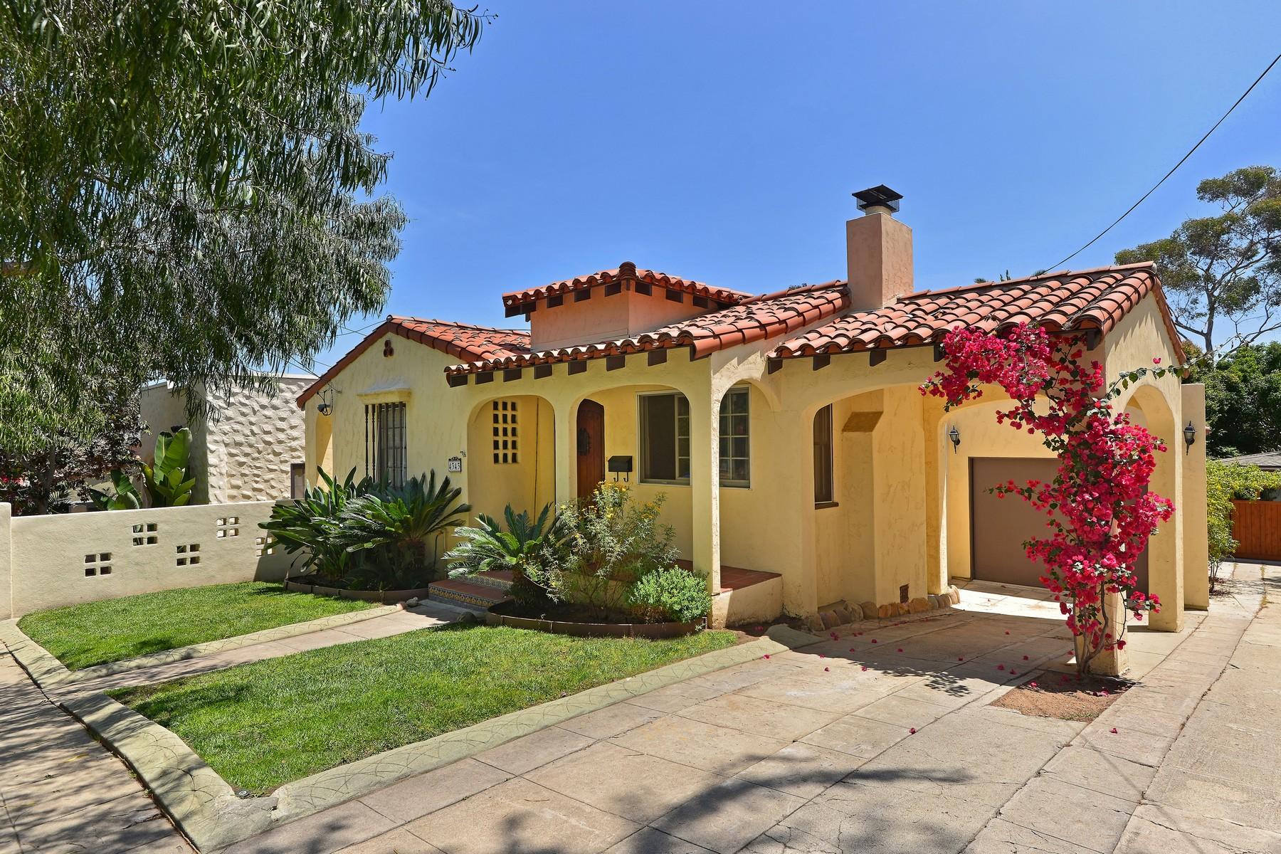 Additional photo for property listing at 4343 Hawk Street  圣地亚哥, 加利福尼亚州 92103 美国