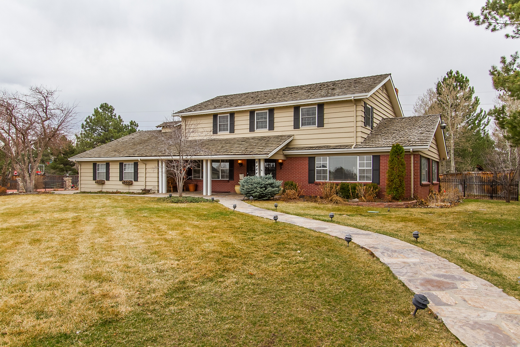 Single Family Home for Sale at Beautiful Cherry Hills Home on over half an acre! 6464 S Happy Canyon Rd Cherry Hills Village, Colorado 80111 United States