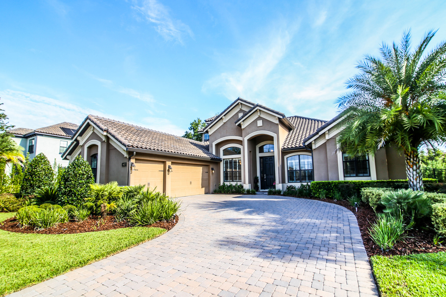 Single Family Home for Sale at Longwood, Florida 3127 Bentonshire Place Longwood, Florida 32779 United States