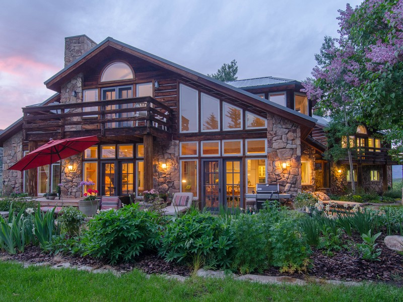 Property For Sale at Sopris Mountain Ranch