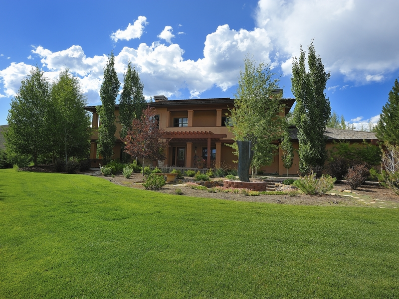 Villa per Vendita alle ore Tuscany in Sun Valley 115 Highlands Dr Elkhorn, Sun Valley, Idaho 83353 Stati Uniti