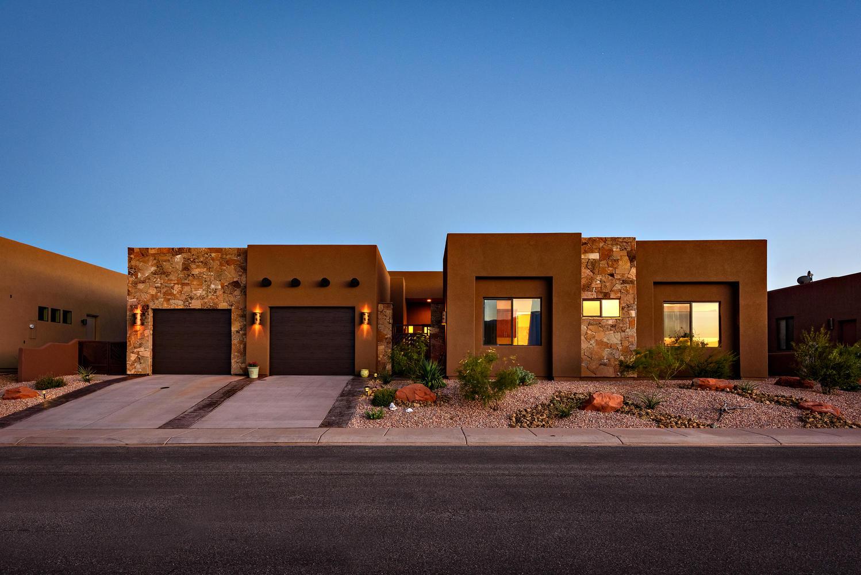 Maison unifamiliale pour l Vente à Dunes at Sand Hollow 5323 West 3200 South Hurricane, Utah, 84737 États-Unis