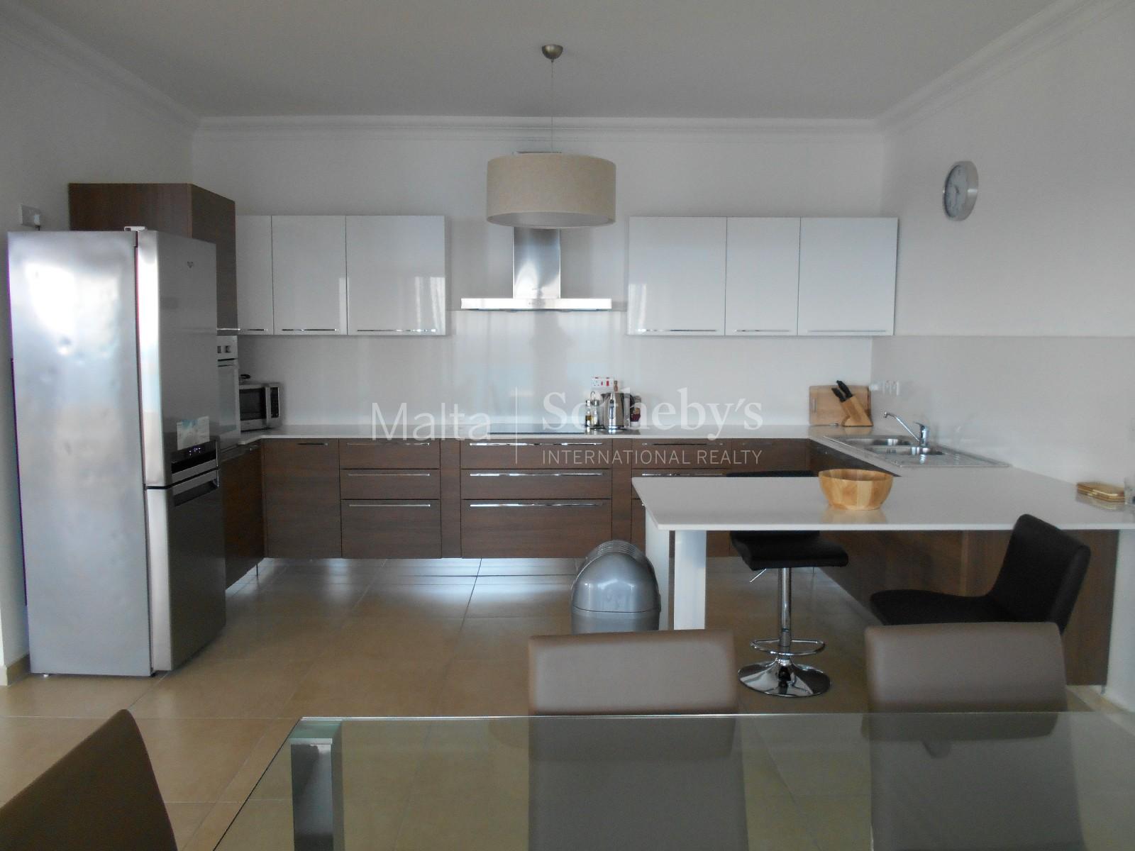 Property Of Modern Corner Apartment