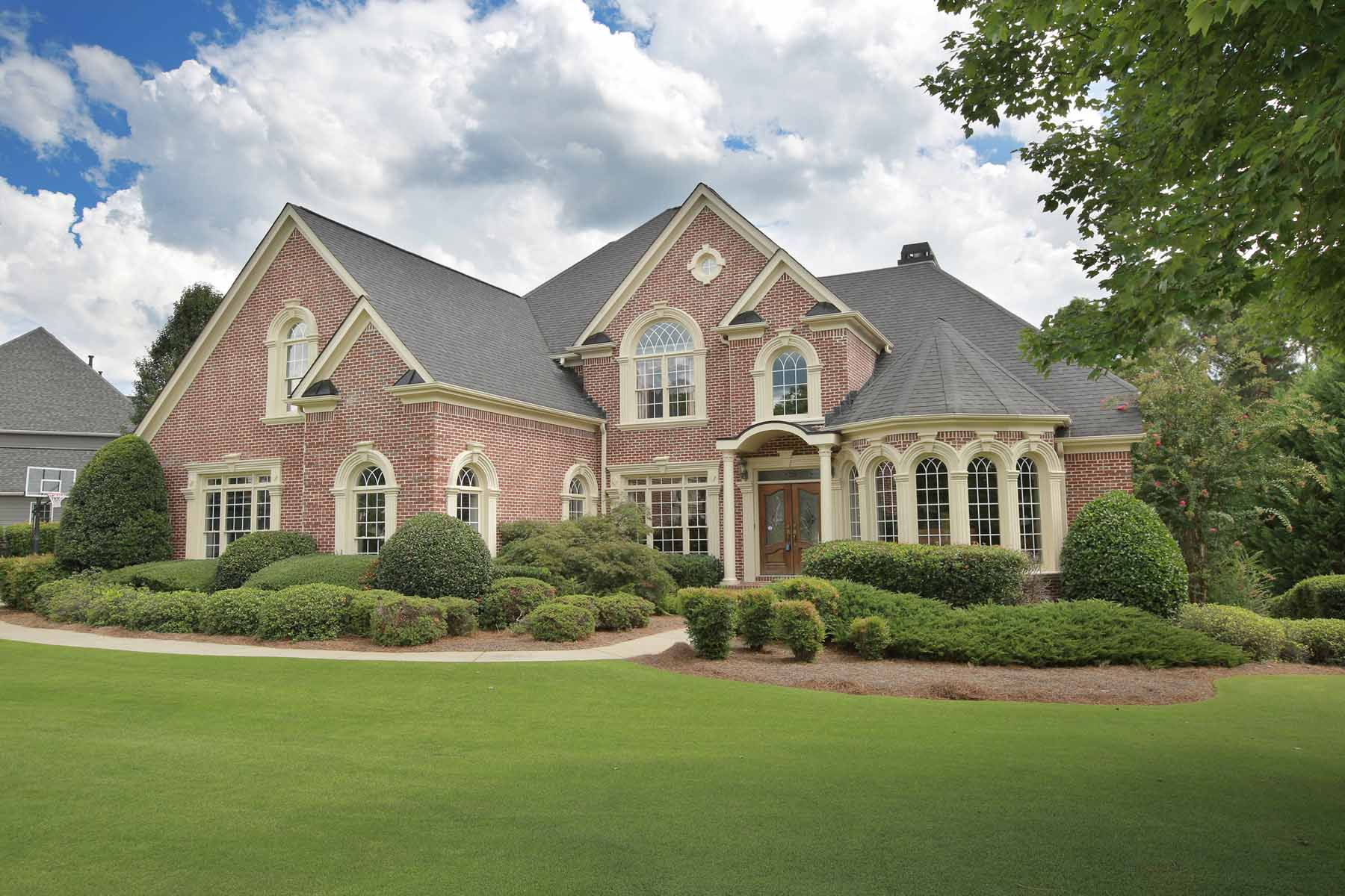 Single Family Home for Active at Exemplary Custom Built Home in Reserve at Bridgemill 2025 Gold Leaf Parkway Canton, Georgia 30114 United States