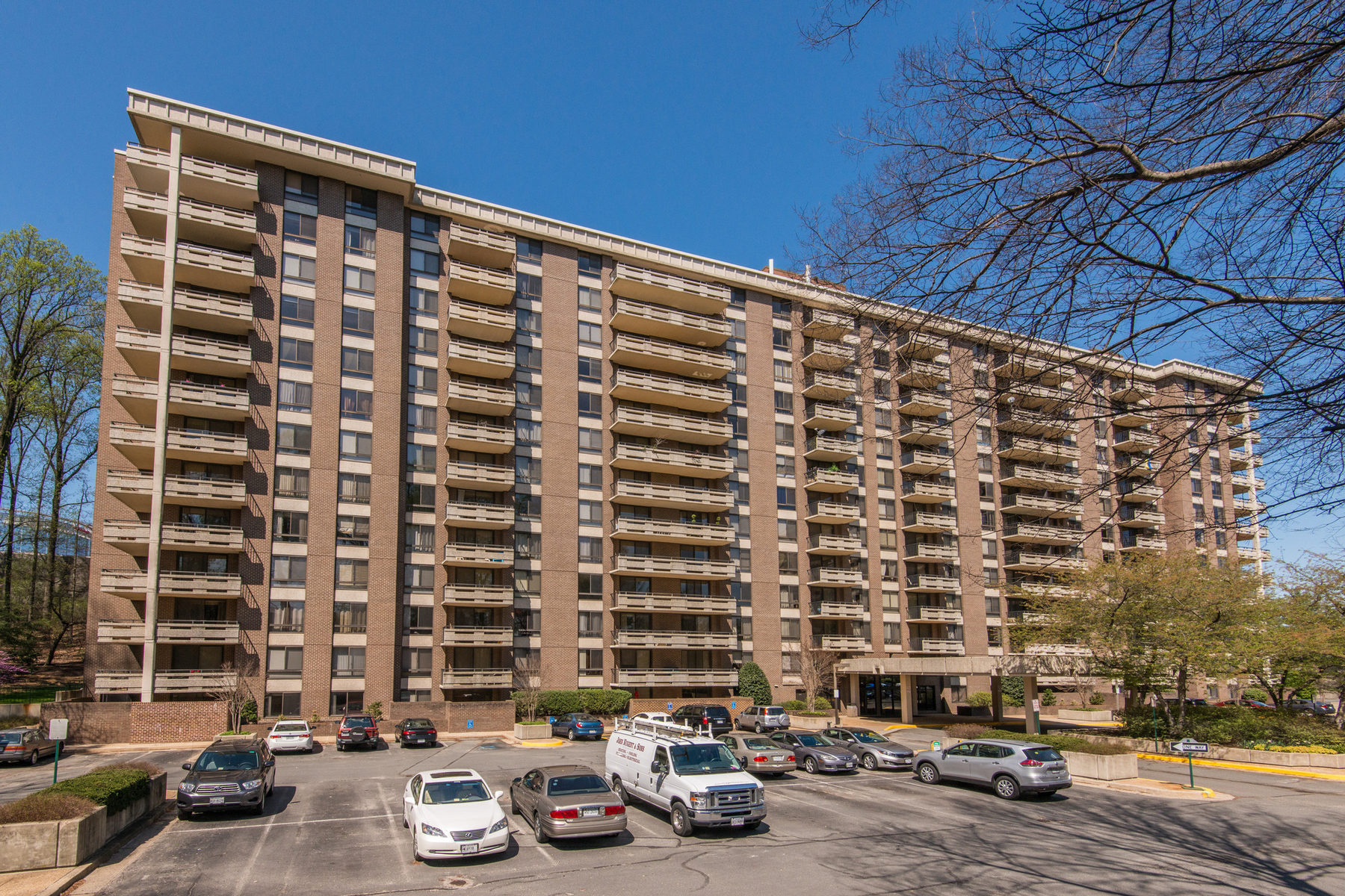 Condominium for Sale at 1808 Old Meadow Road 1407, Mclean 1808 Old Meadow Rd 1407 McLean, Virginia, 22102 United States