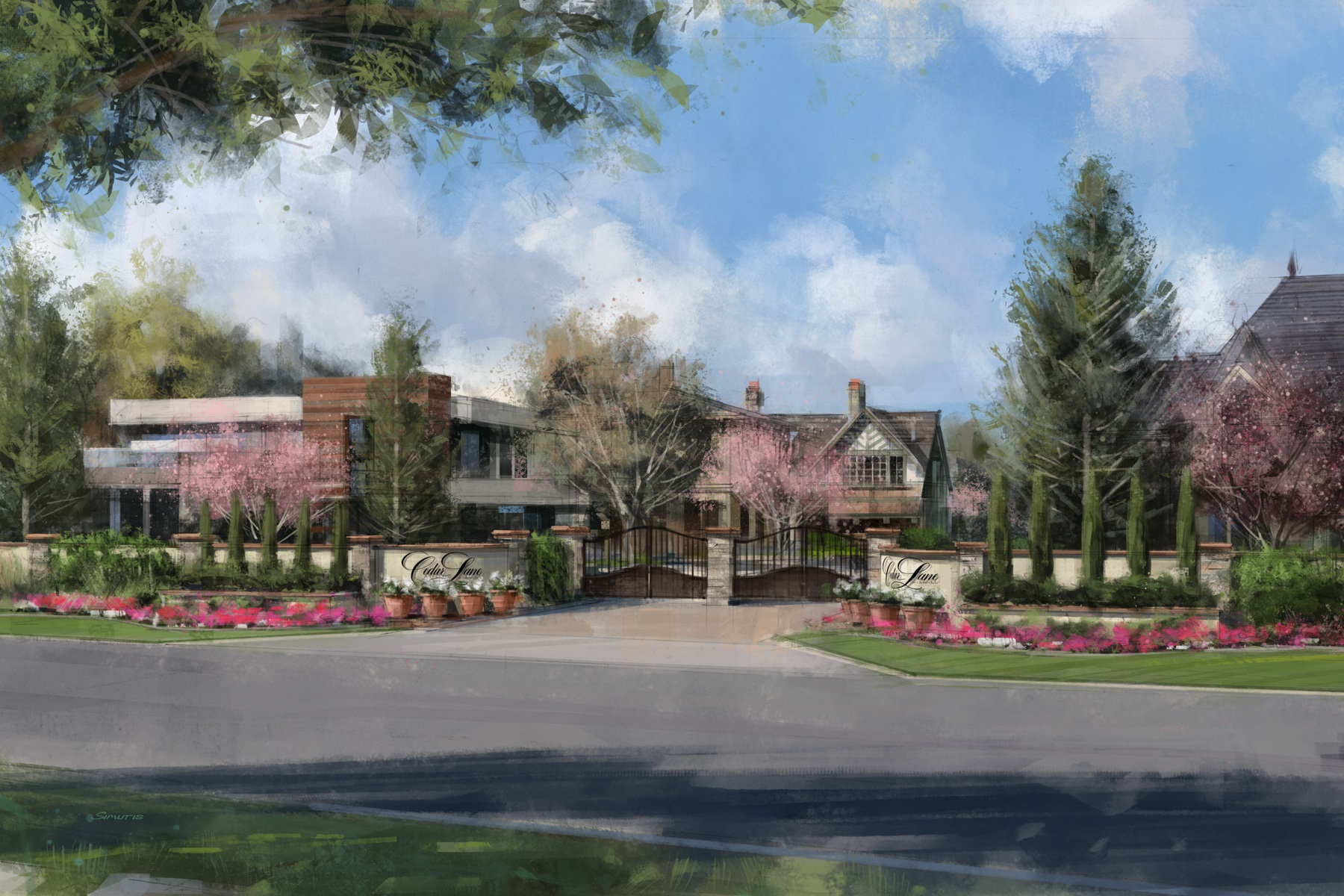 Property For Sale at Cedar Lane at Cherry Creek