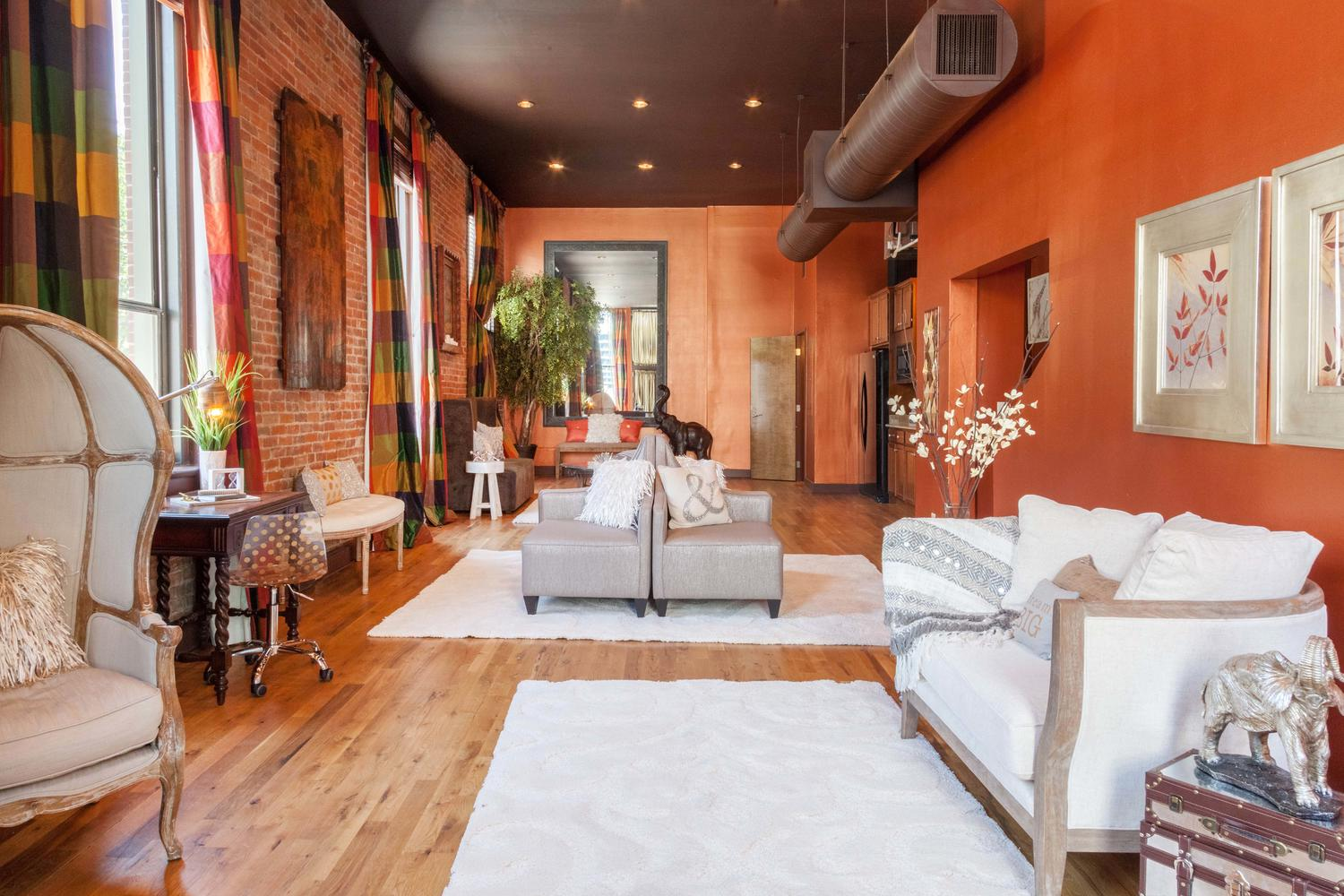 sales property at Remarkable LiveWork Corner Loft in LoDo with Pool & Tennis Court