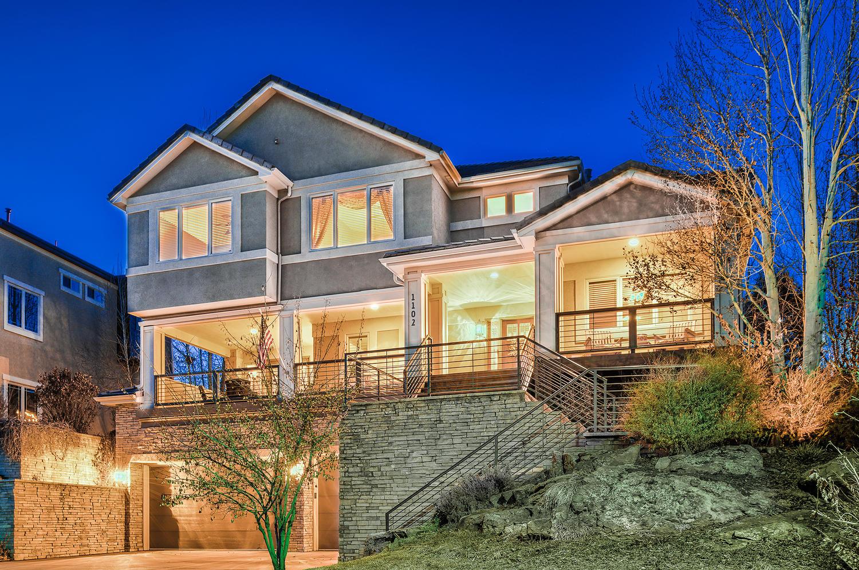 Single Family Home for Sale at Stunning custom home in gated area Buffalo Ridge Estates 1102 Buffalo Ridge Rd Castle Pines North, Castle Pines, Colorado, 80108 United States