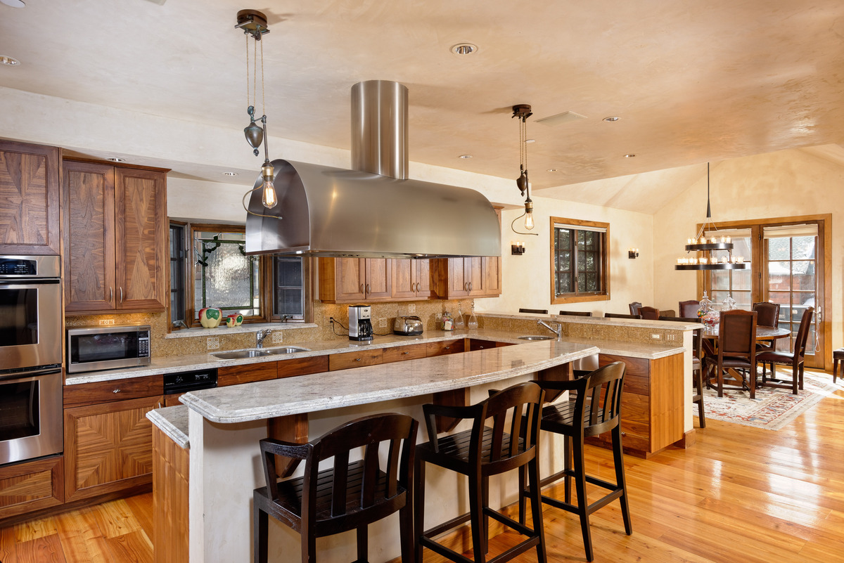 Single Family Home for Sale at Alpine Cottages 127 Robinson Road Aspen, Colorado 81611 United States