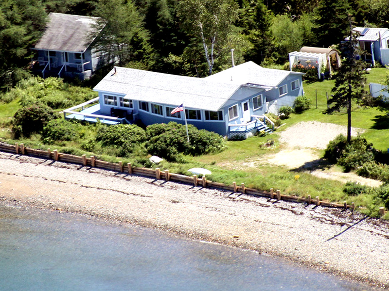 Single Family Home for Sale at Cranberry Isles 27 Shore Front Road Cranberry Isles, Maine 04625 United States