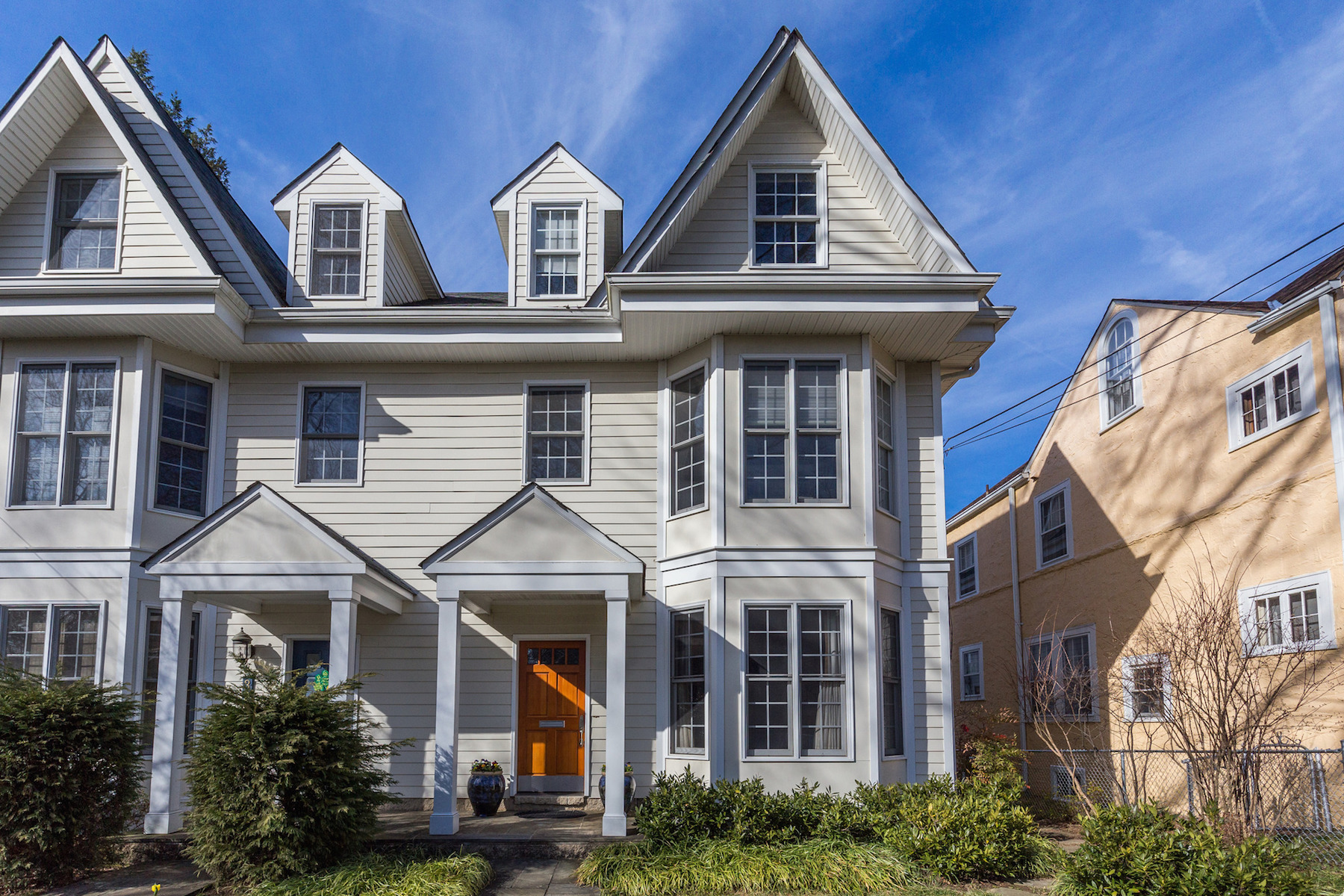 Townhouse for Sale at 3823 Fulton Street Nw, Washington Washington, District Of Columbia 20007 United States