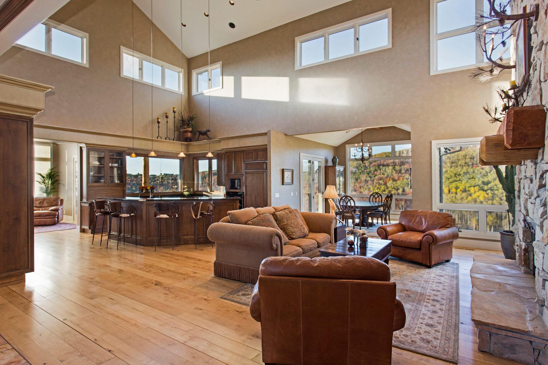 独户住宅 为 销售 在 183+ Acre Ranch 15 Minutes to Park City 749 W Tollgate Canyon Rd Wanship, 犹他州 84017 美国