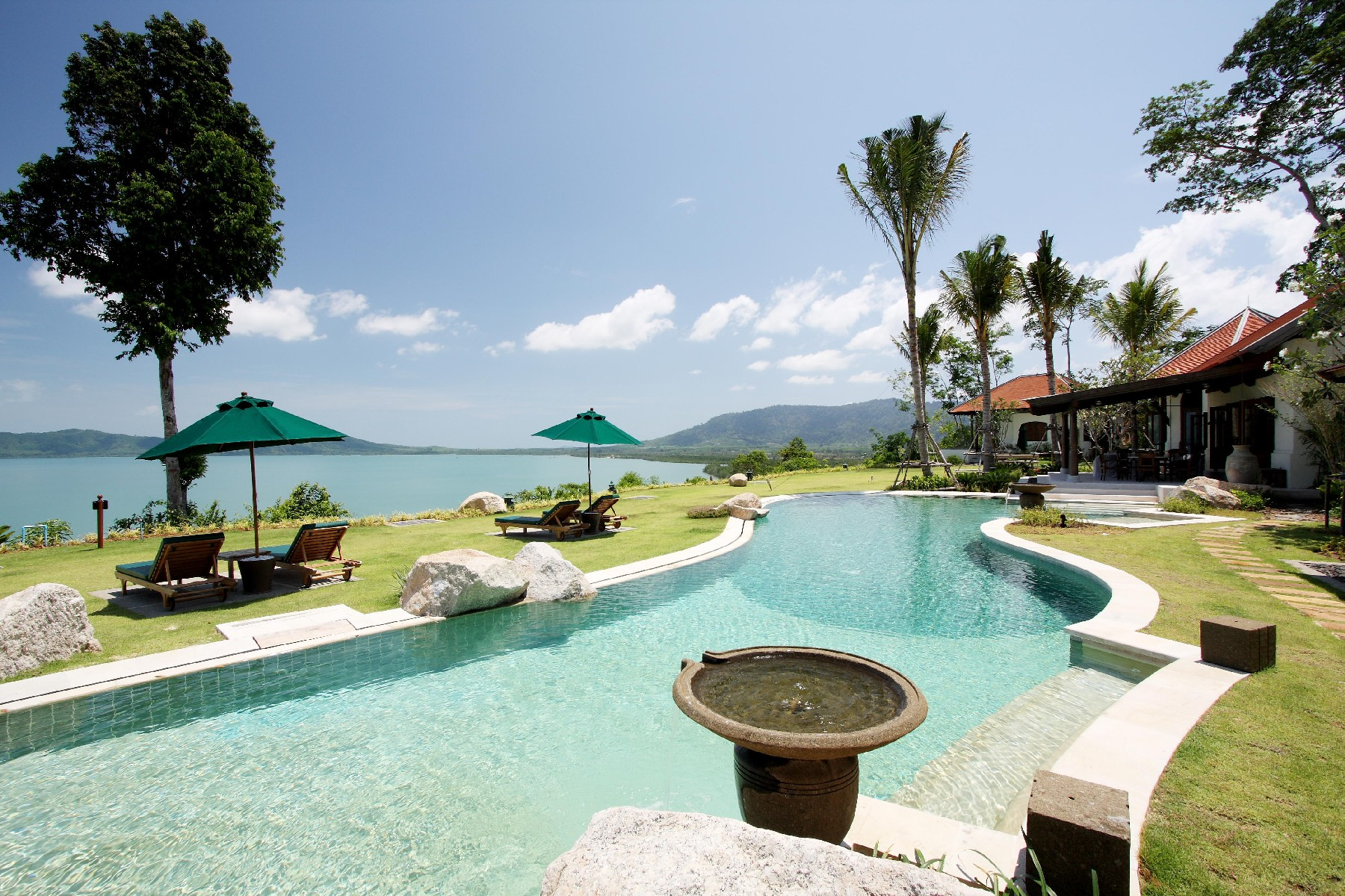 Property For Sale at Phang Nga Bay View Villa