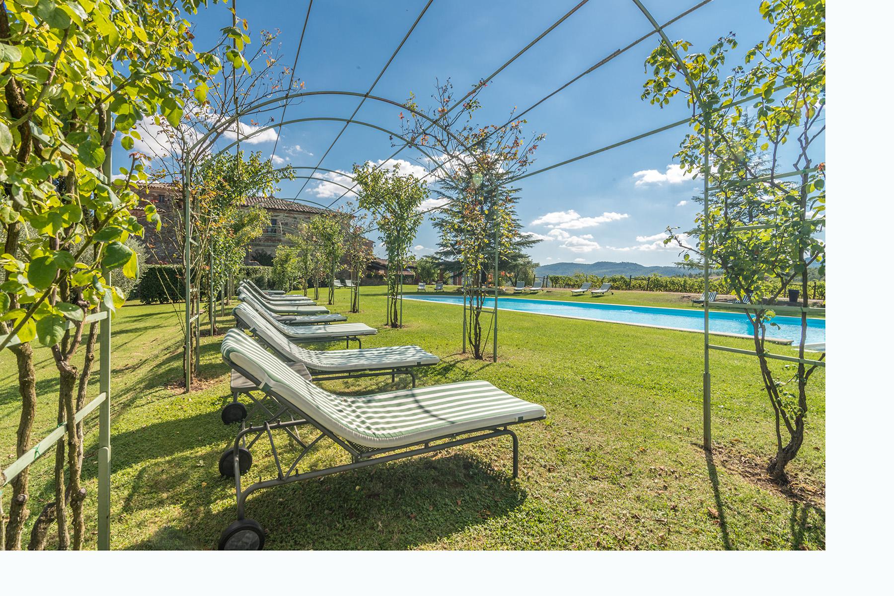 Additional photo for property listing at Amazing Boutique Hotel near Siena Sinalunga Sinalunga, Siena 53100 Italy