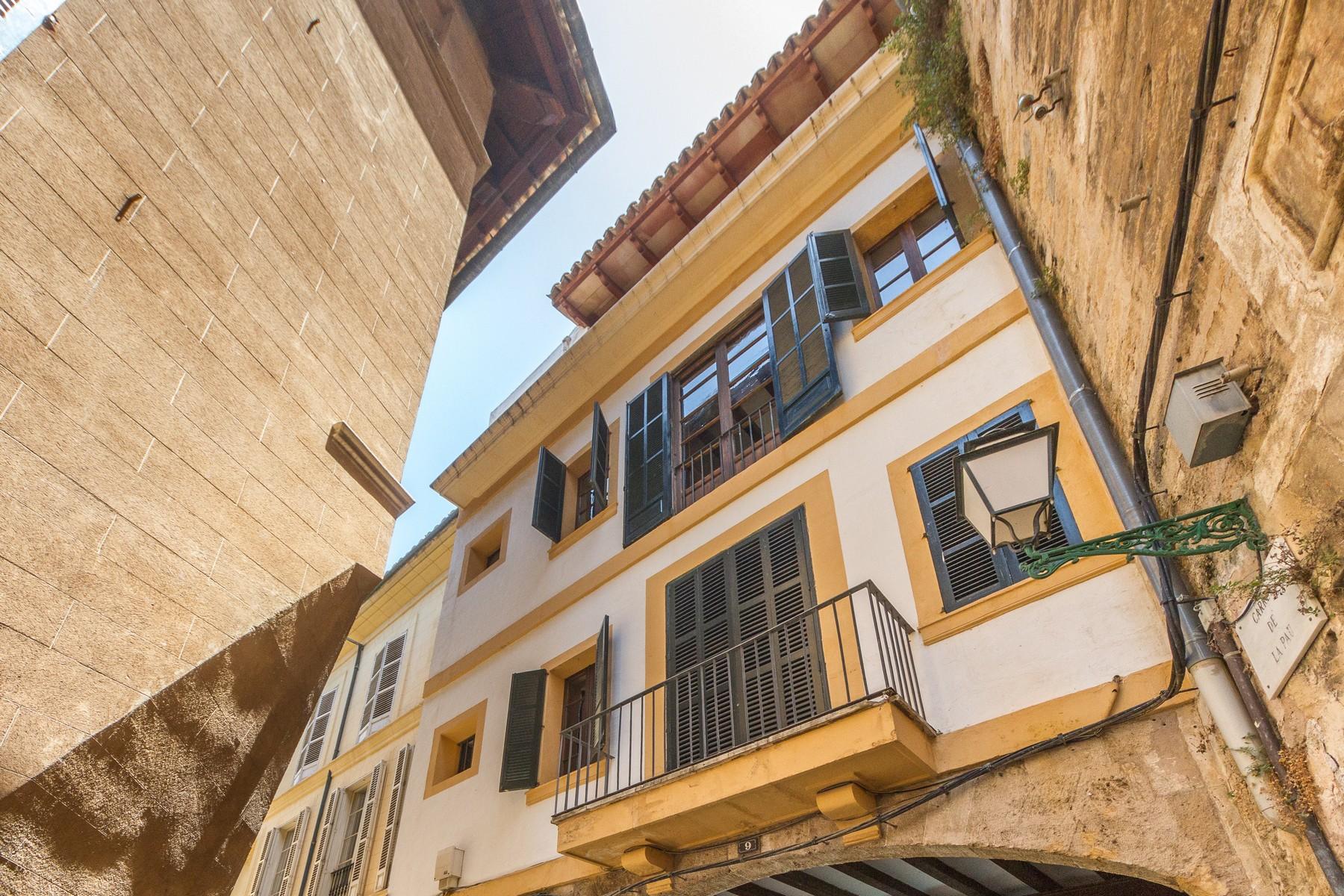 Einfamilienhaus für Verkauf beim Stadtpalast in der Altstadt Palma Center, Mallorca 07012 Spanien