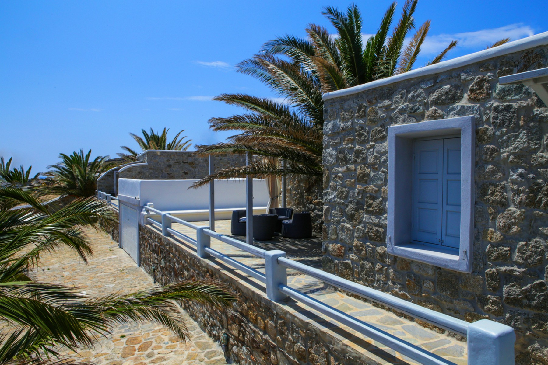 Property Of St. George Modern Villa