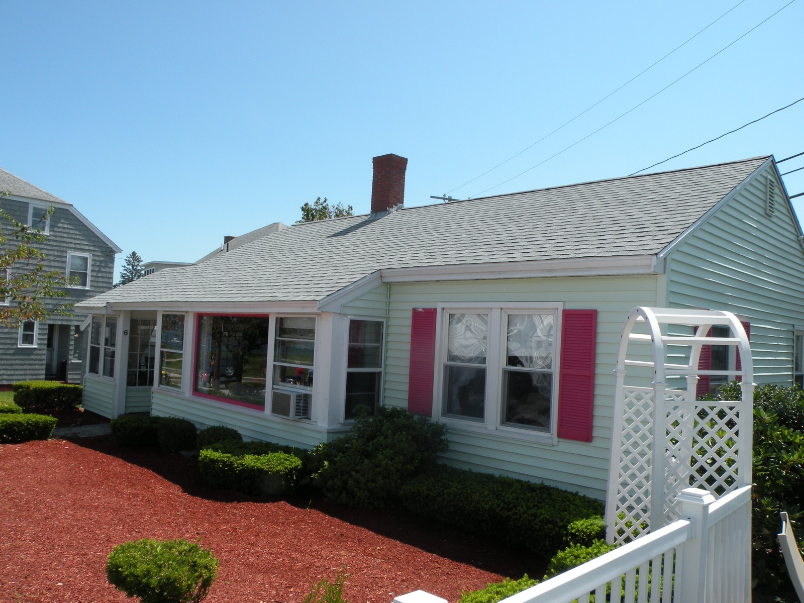 Single Family Home for Sale at Quaint York Beach Cottage 6 Long Beach Avenue York, Maine 03909 United States