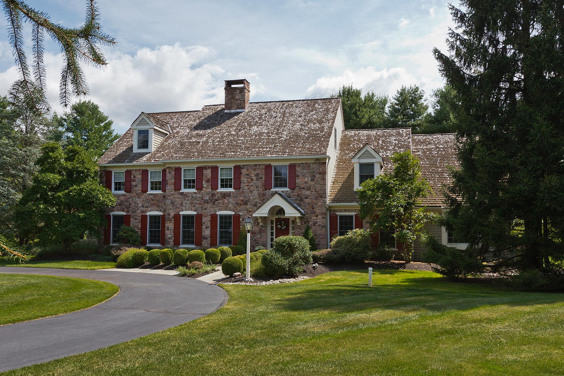 Single Family Home for Sale at New Hope, PA 9 Bellinghamshire Place New Hope, Pennsylvania 18938 United States