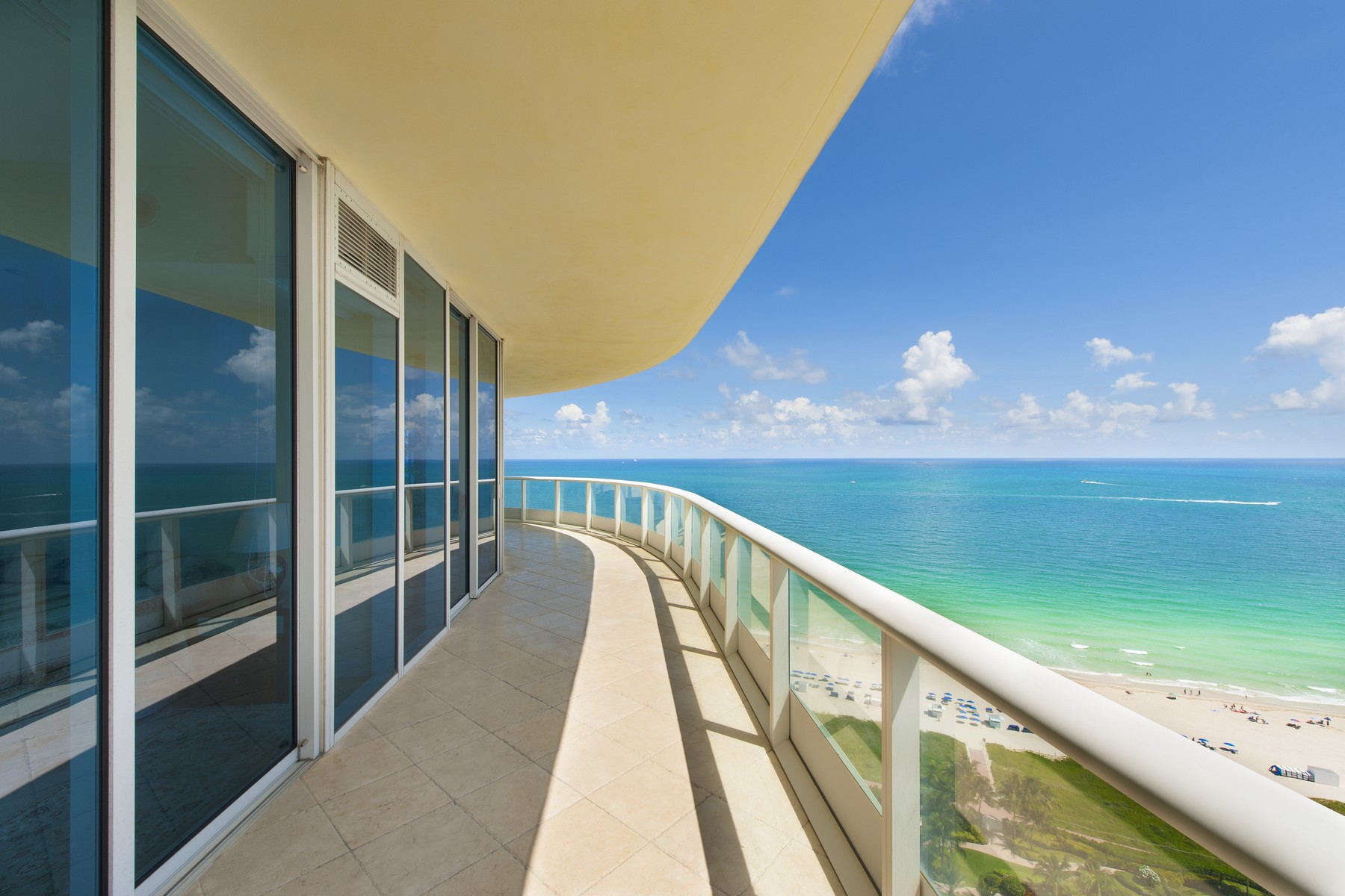 Condominium for Sale at Continuum 100 S Pointe Dr # 2405 Miami Beach, Florida 33139 United States