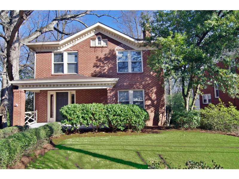 独户住宅 为 销售 在 Druid Hills 1251 Briarcliff Road NE Druid Hills, Atlanta, 乔治亚州 30306 美国
