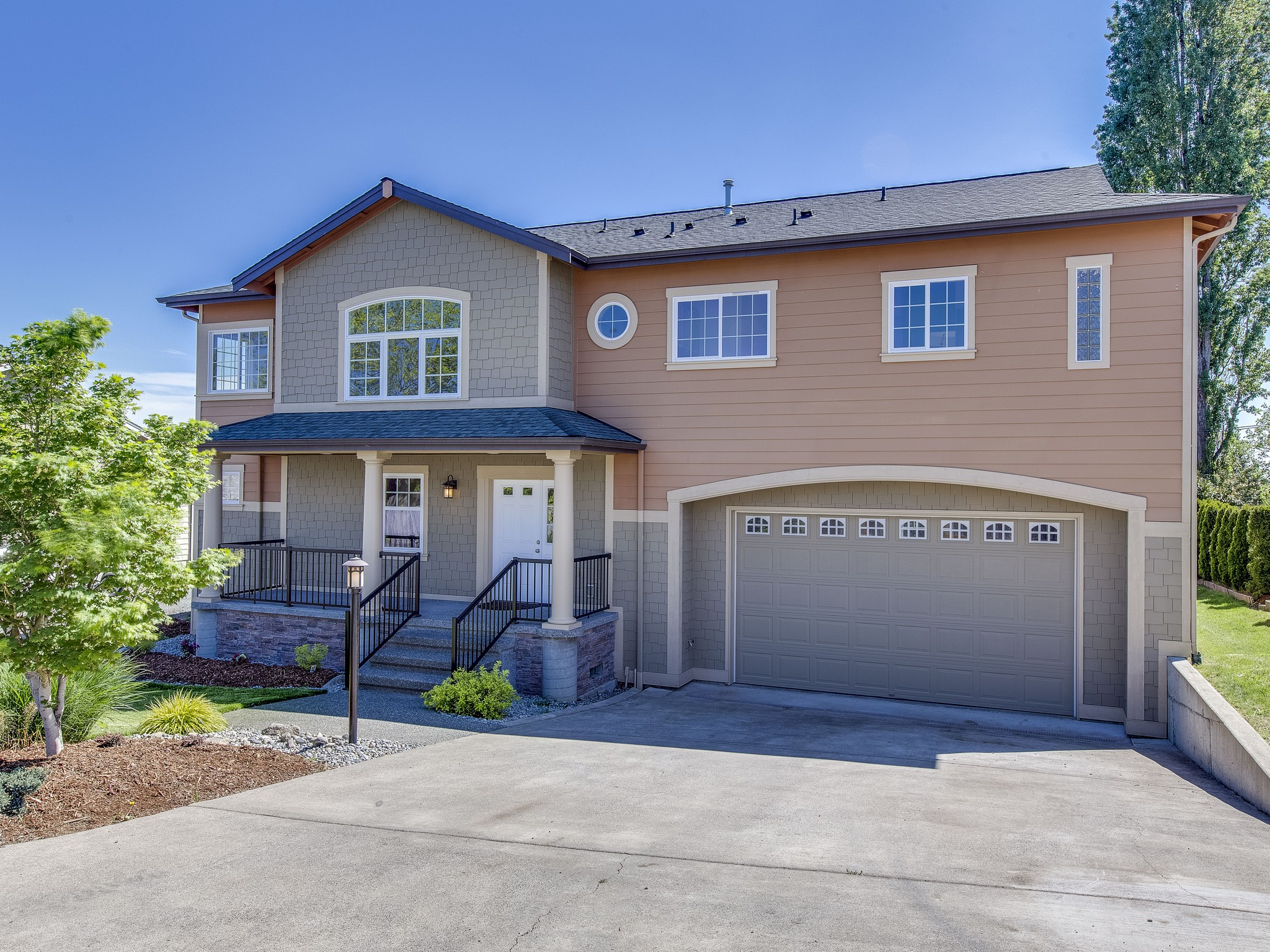 sales property at View home in Manette