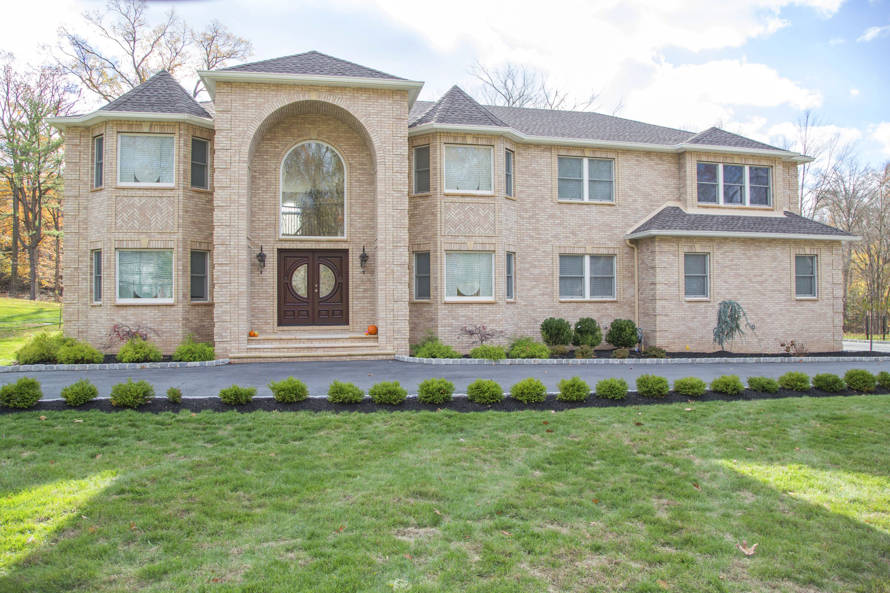 Property For Sale at Custom All Brick Colonial Built In 2013.