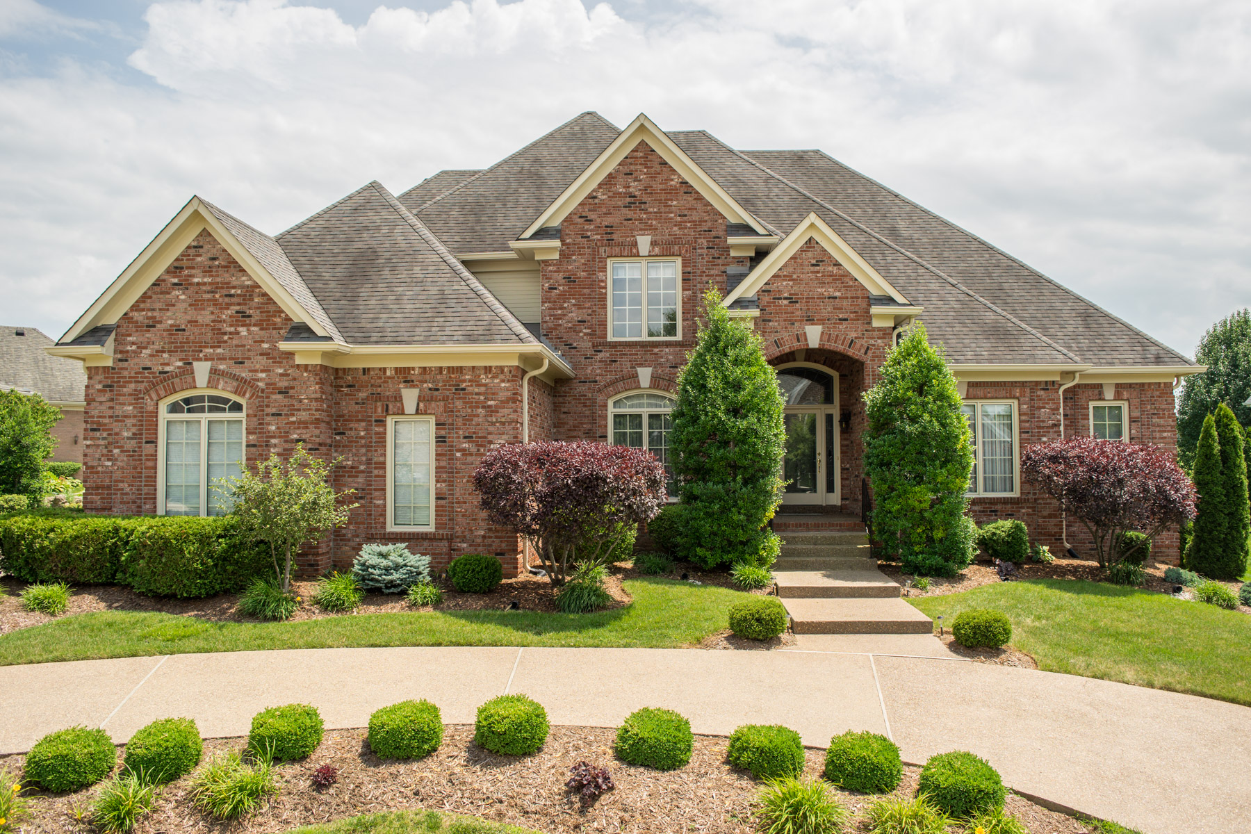 Single Family Home for Sale at 15207 Crystal Springs Way Louisville, Kentucky 40245 United States