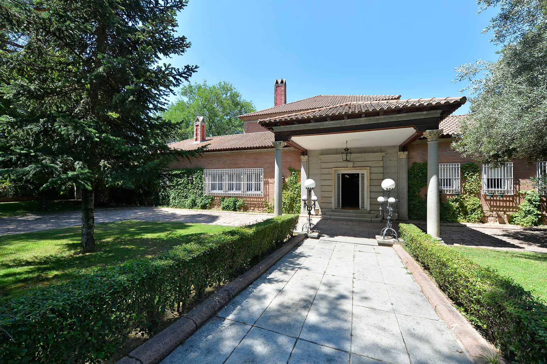 Casa Unifamiliar por un Venta en Single-family home in Puerta de Hierro Madrid, Madrid, España